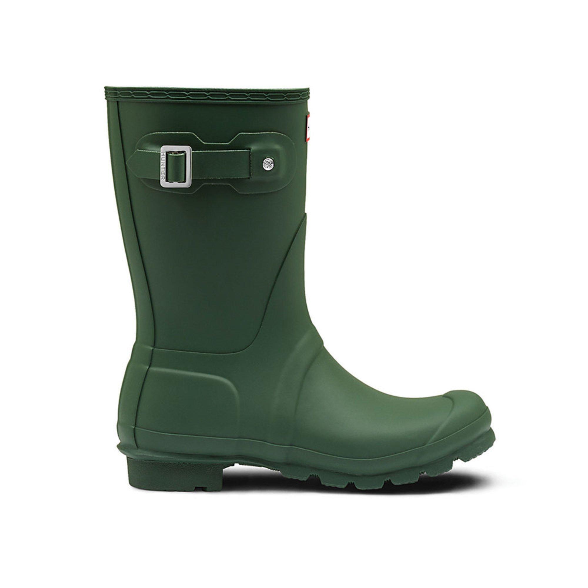 093dfecff142 Hunter Boot Women s Original Short Matte Rainboot