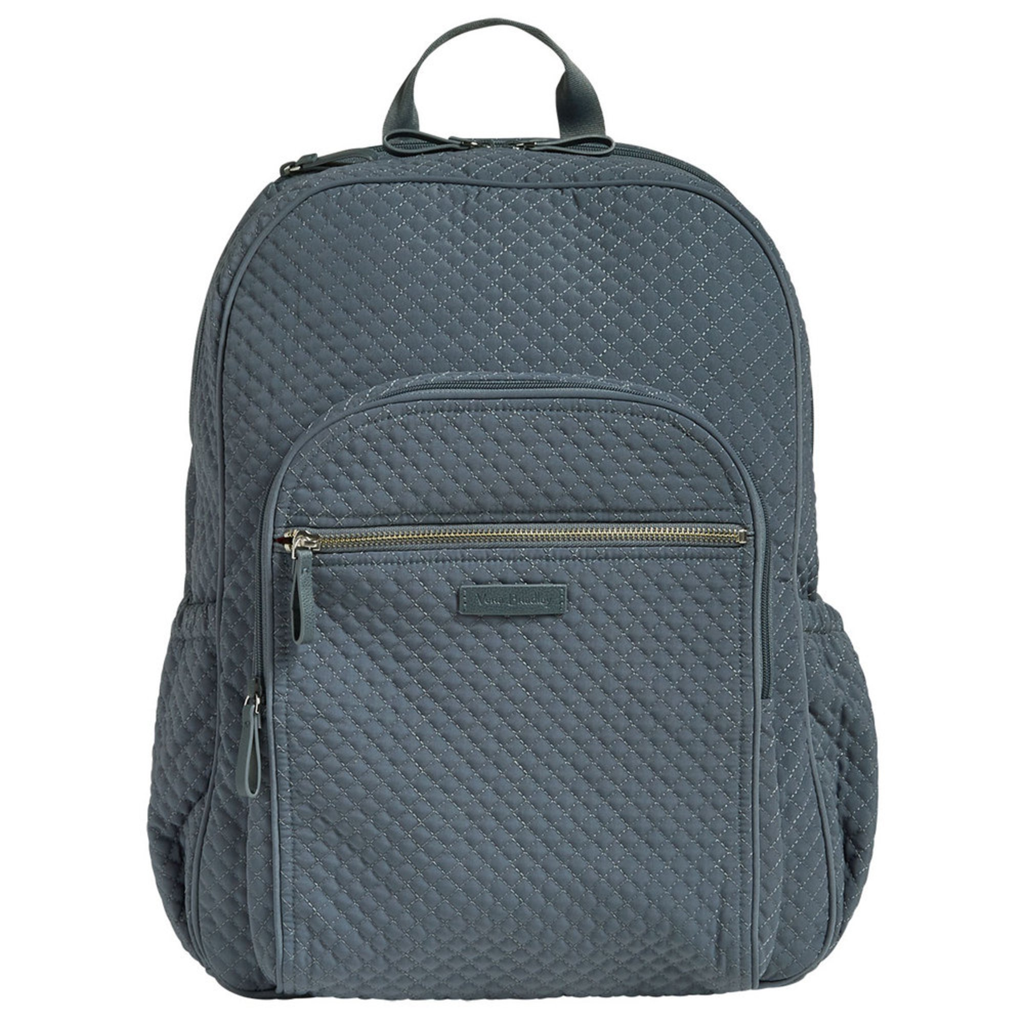 Vera Bradley Iconic Campus Backpack Charcoal