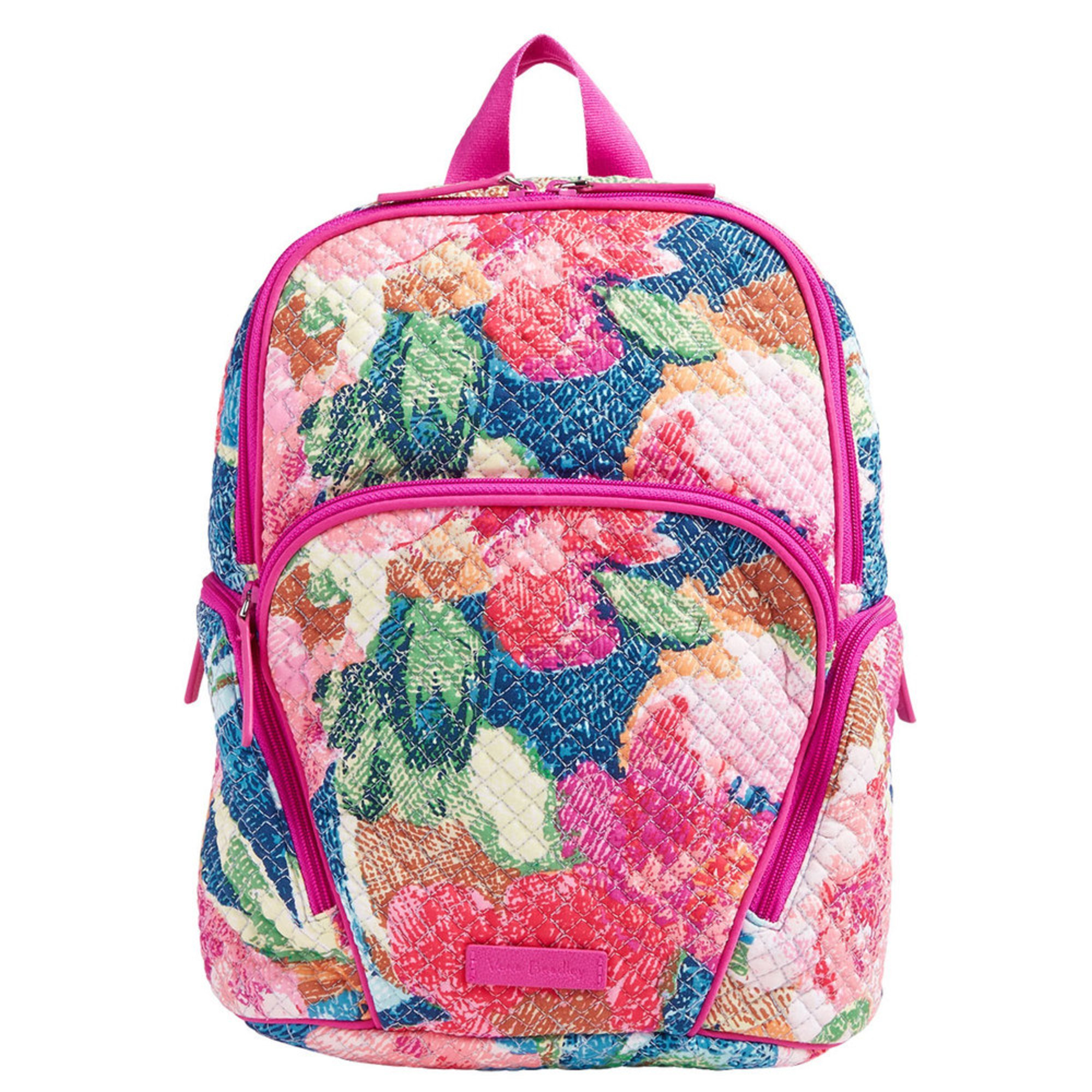 Vera Bradley Hadley Backpack (Superbloom) Backpack Bags lUDIdq