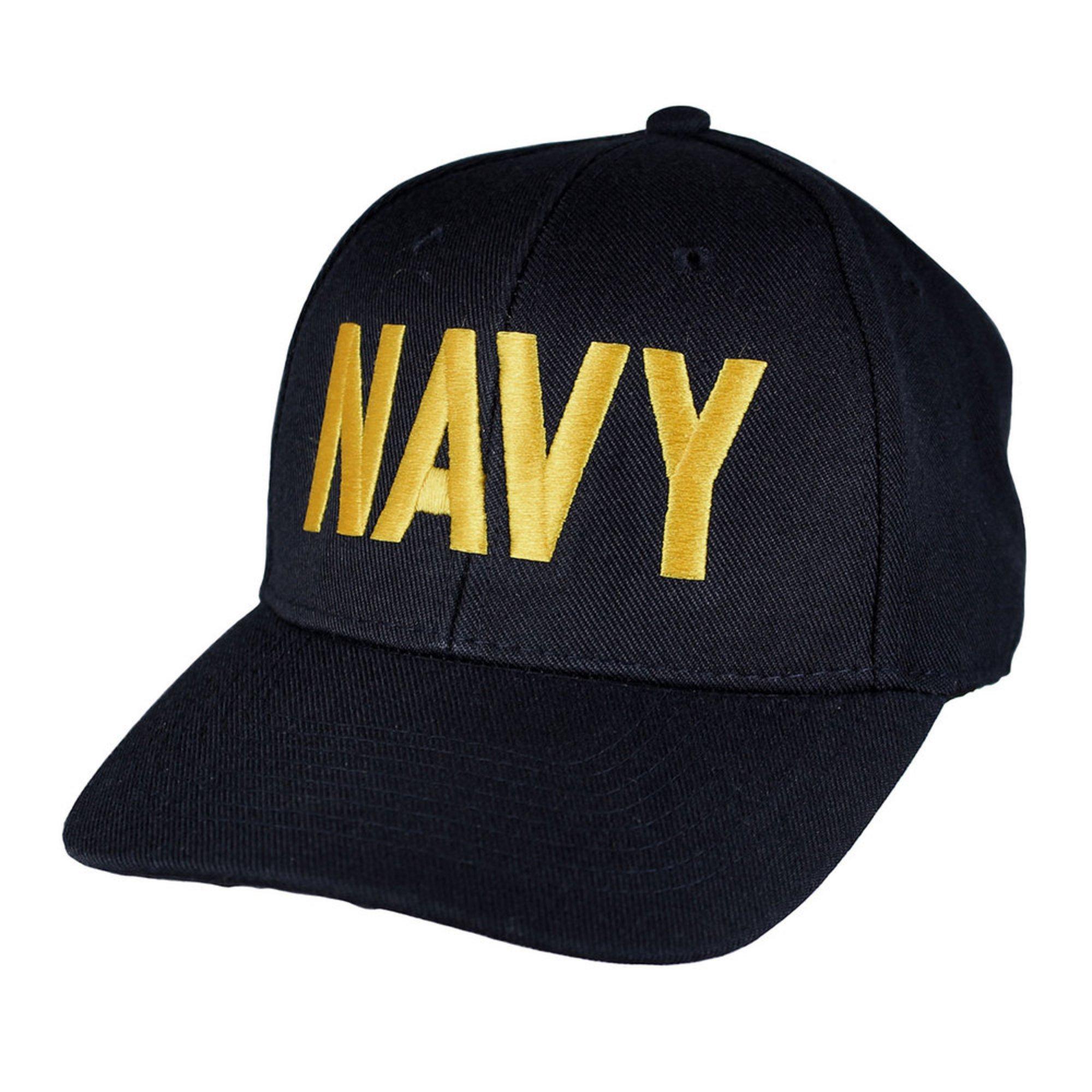 6e2d9e9e719 Eagle Crest Wool Velcro Hat In Navy