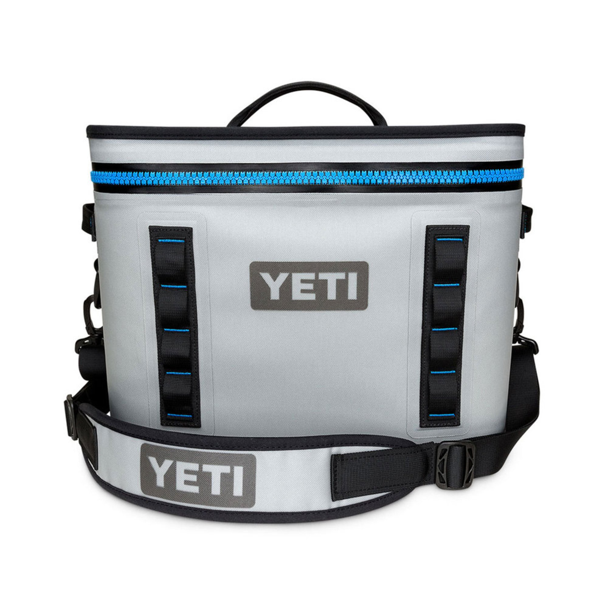 9165ec794a7 Yeti Hopper Flip 18 - Fog Gray / Tahoe Blue | Softside Coolers ...