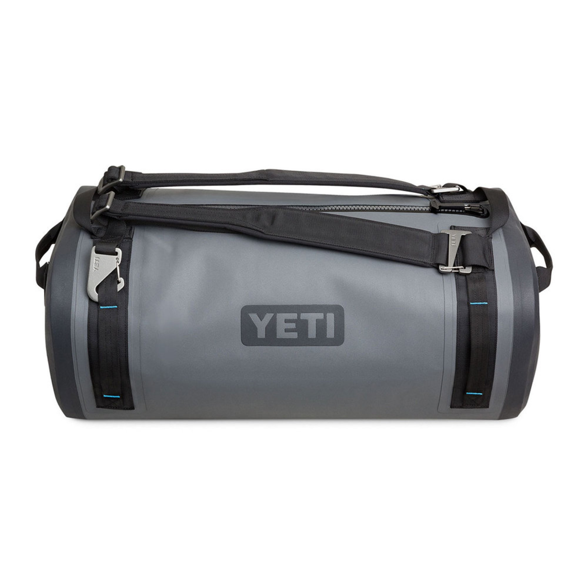 yeti panga 50 submersible duffel storm gray softside coolers fitness shop your navy. Black Bedroom Furniture Sets. Home Design Ideas