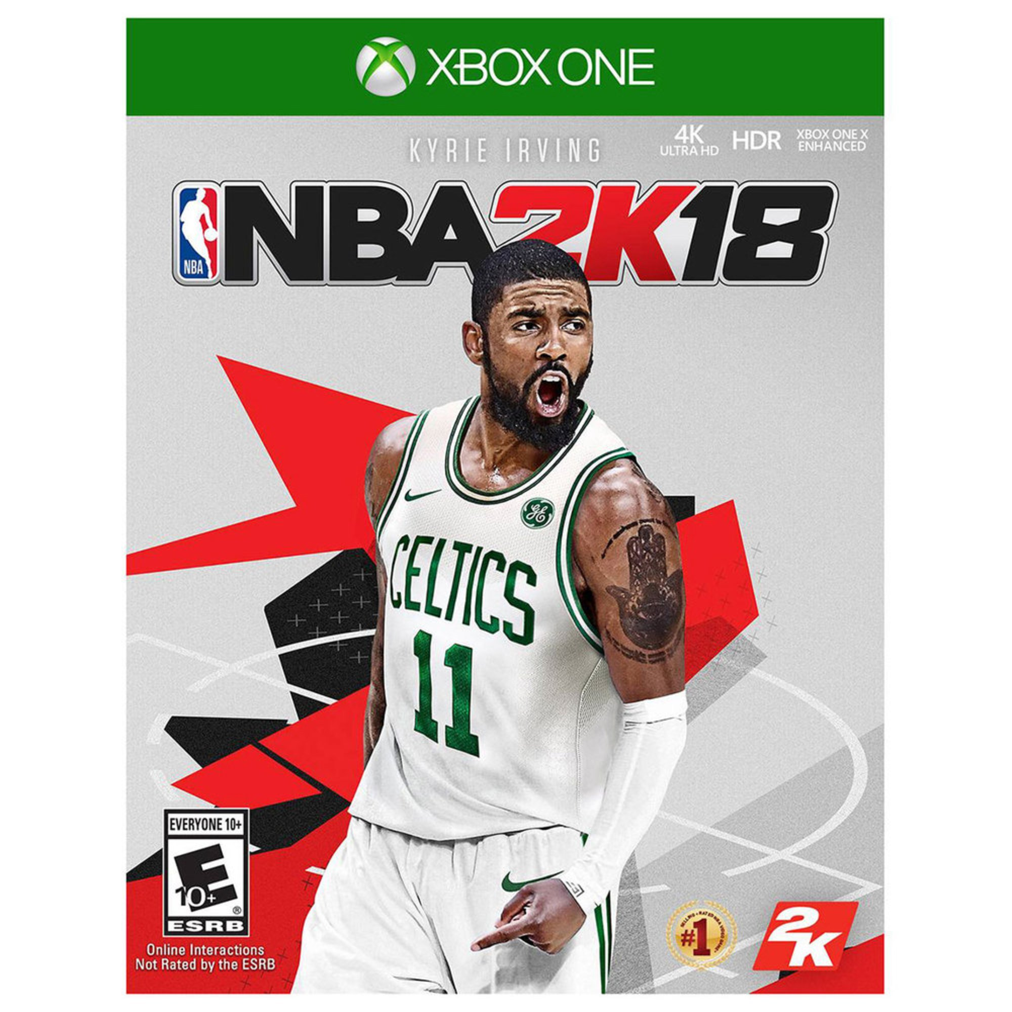 2K Games. Xbox One NBA 2K18. Product Rating 0 Based on 0 reviews