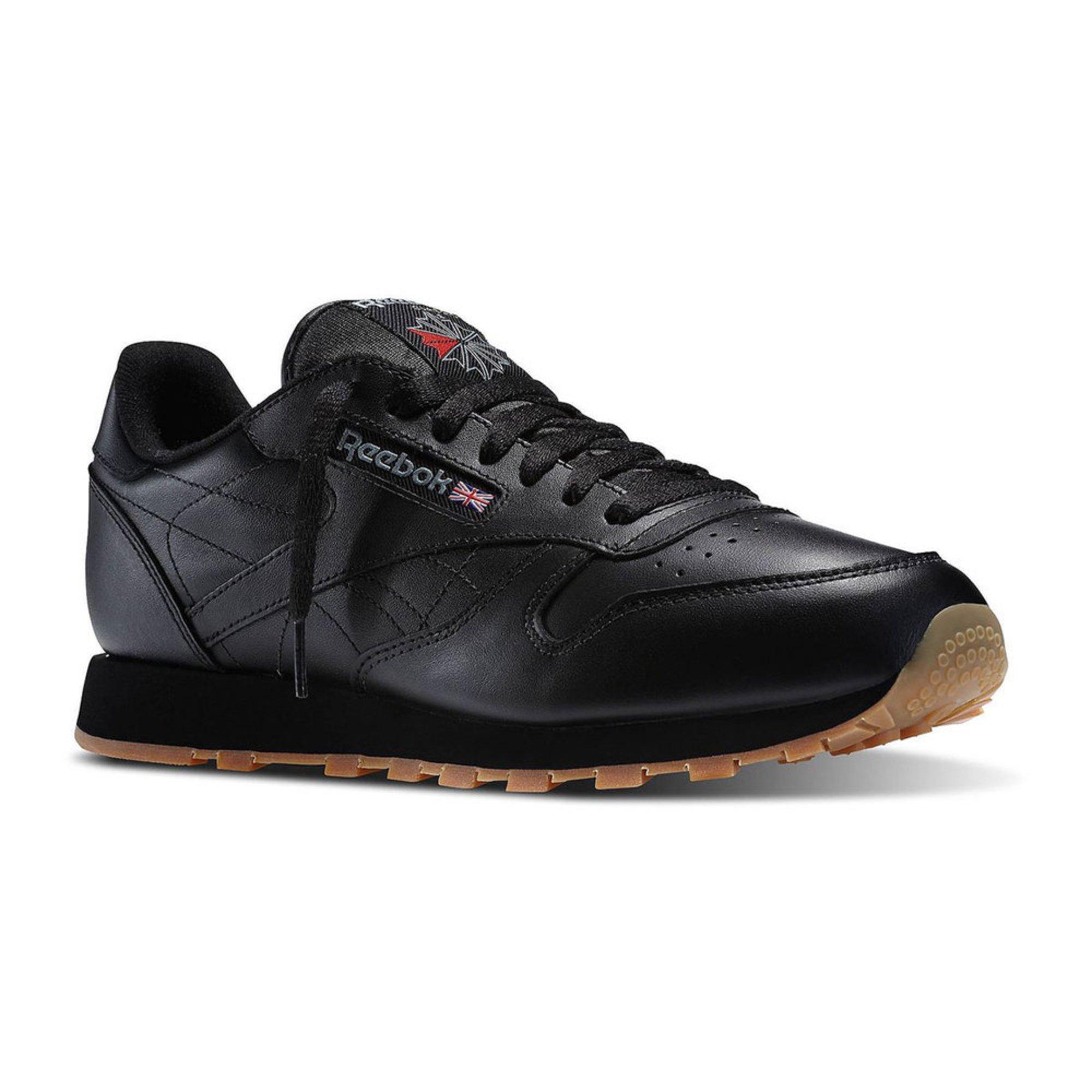 48ec38568ec01 Reebok Men s Classic Leather Running Shoe