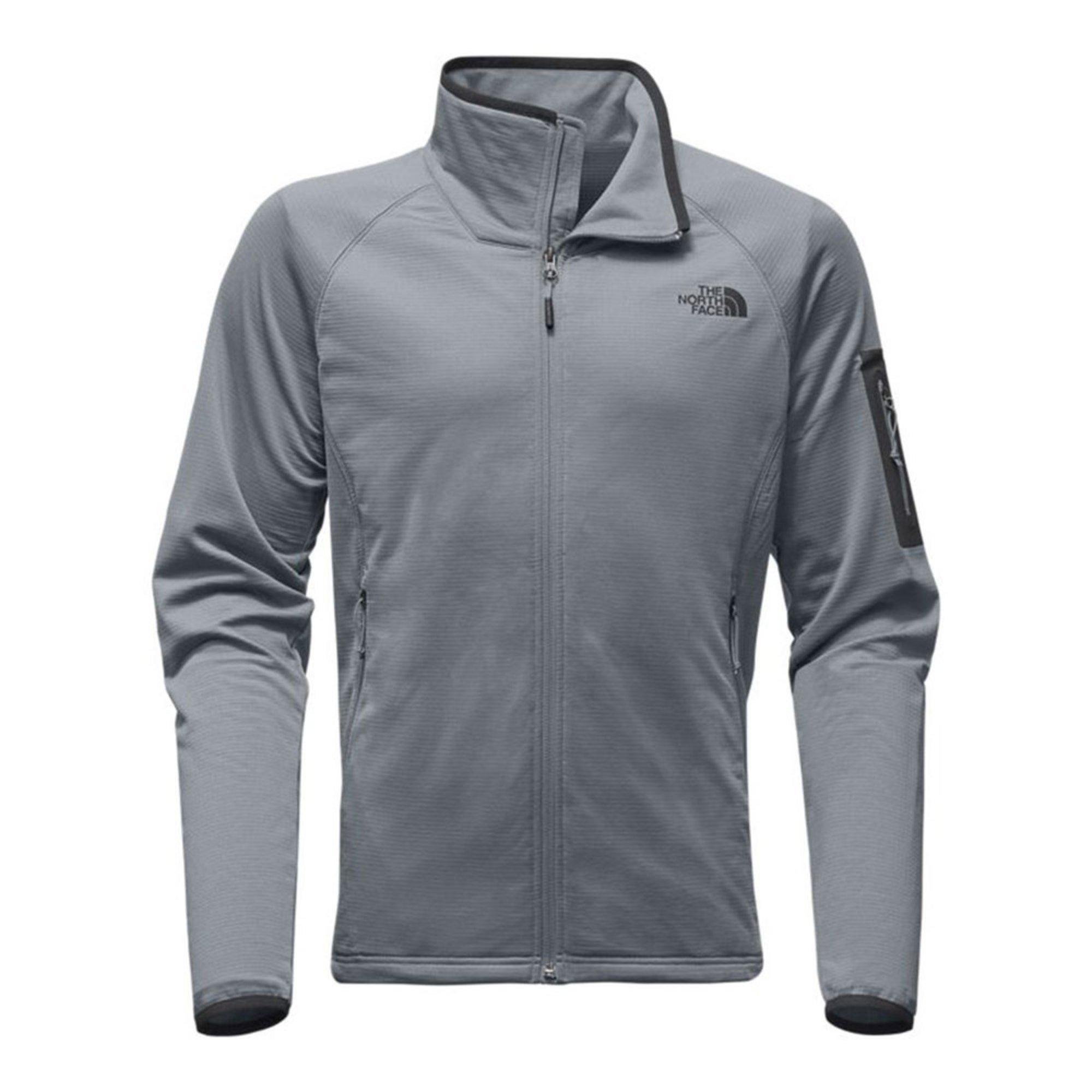 51adbedd6 The North Face Men's Borod Grided Fleece Full Zip Jacket