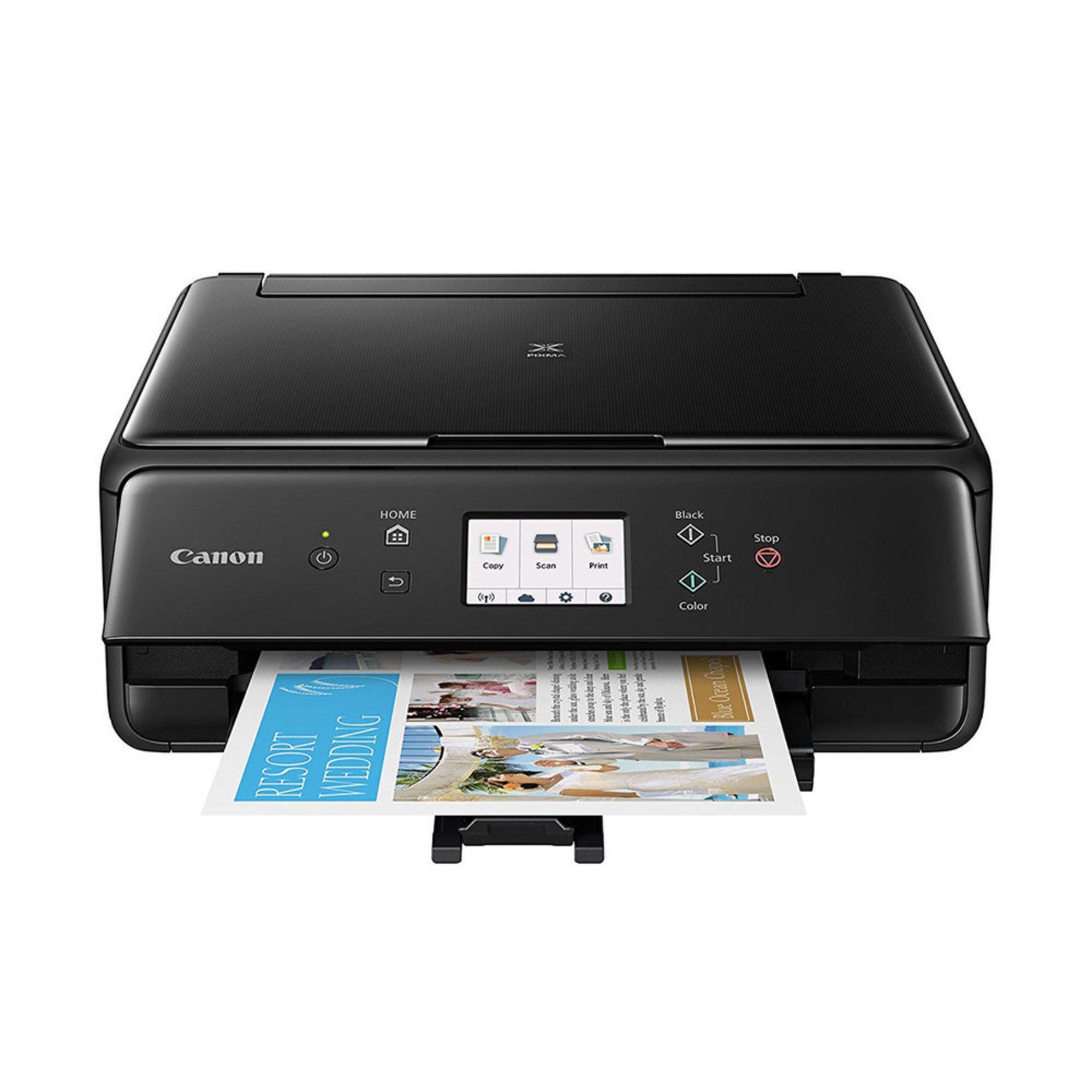 Canon Pixma TS6120 All-In-One Wireless Inkjet Printer - Black