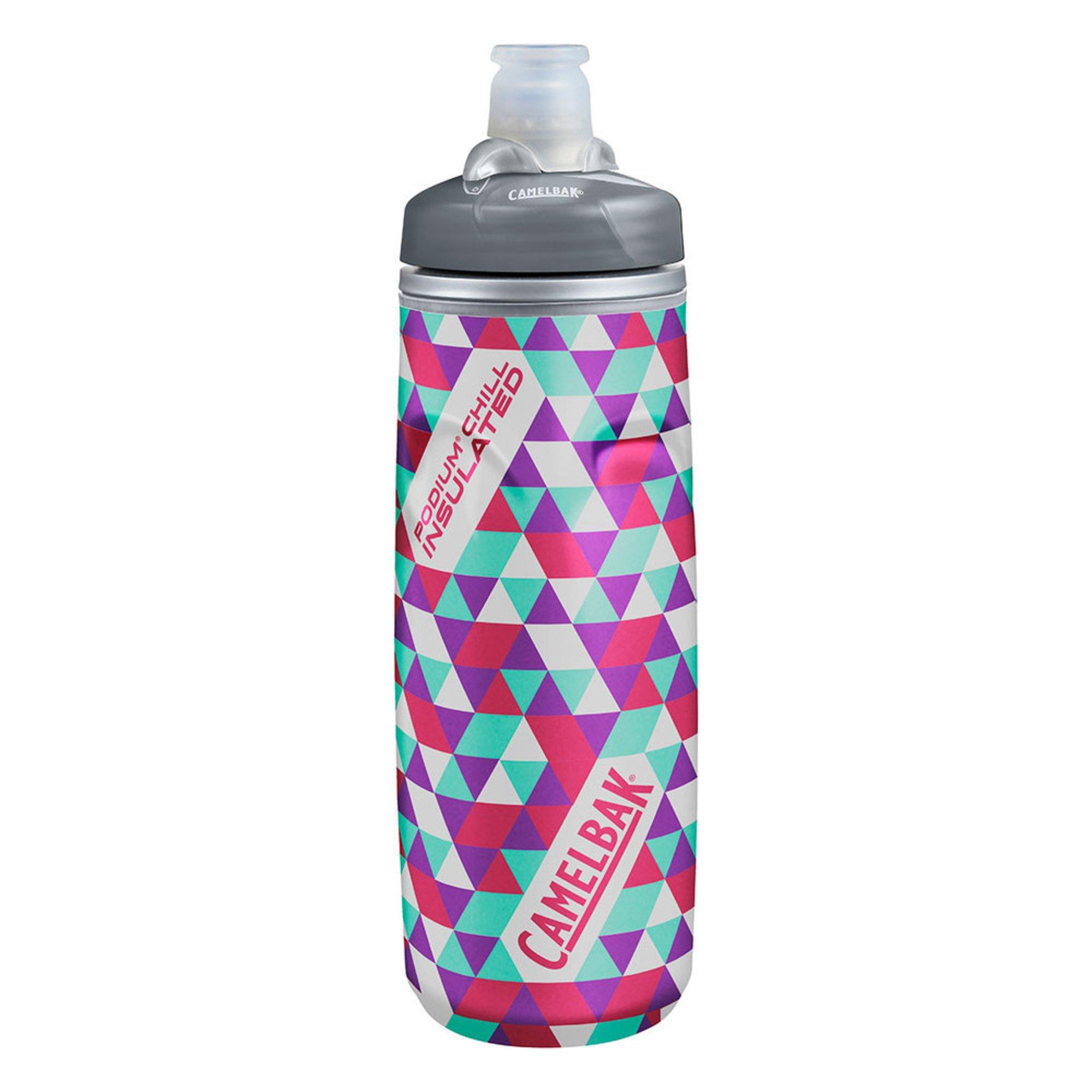 Camelbak 21 Oz Podium Chill Insulated Water Bottle - Kaleidoscope