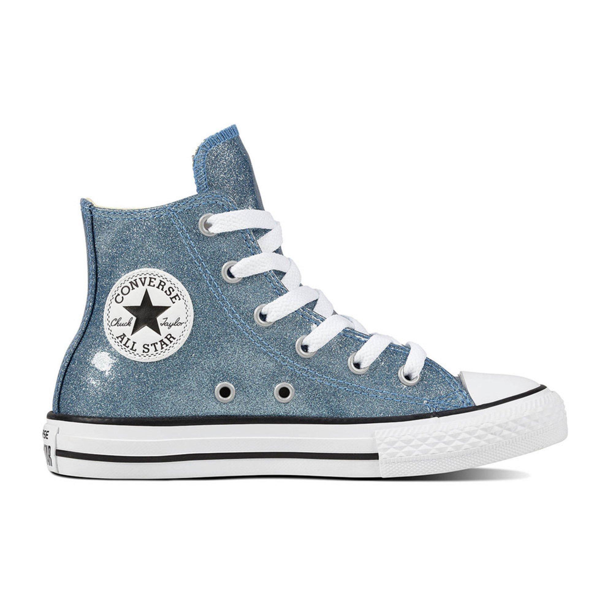 cc9dc6b813c200 ... denmark converse girls chuck taylor all star autumn glitter hi top  sneaker eb5e5 a803e
