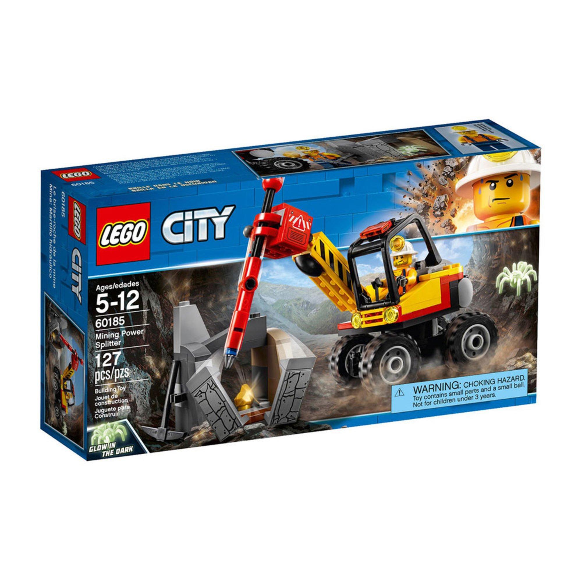 Lego City Mining Power Splitter 60185 Building Sets Kits