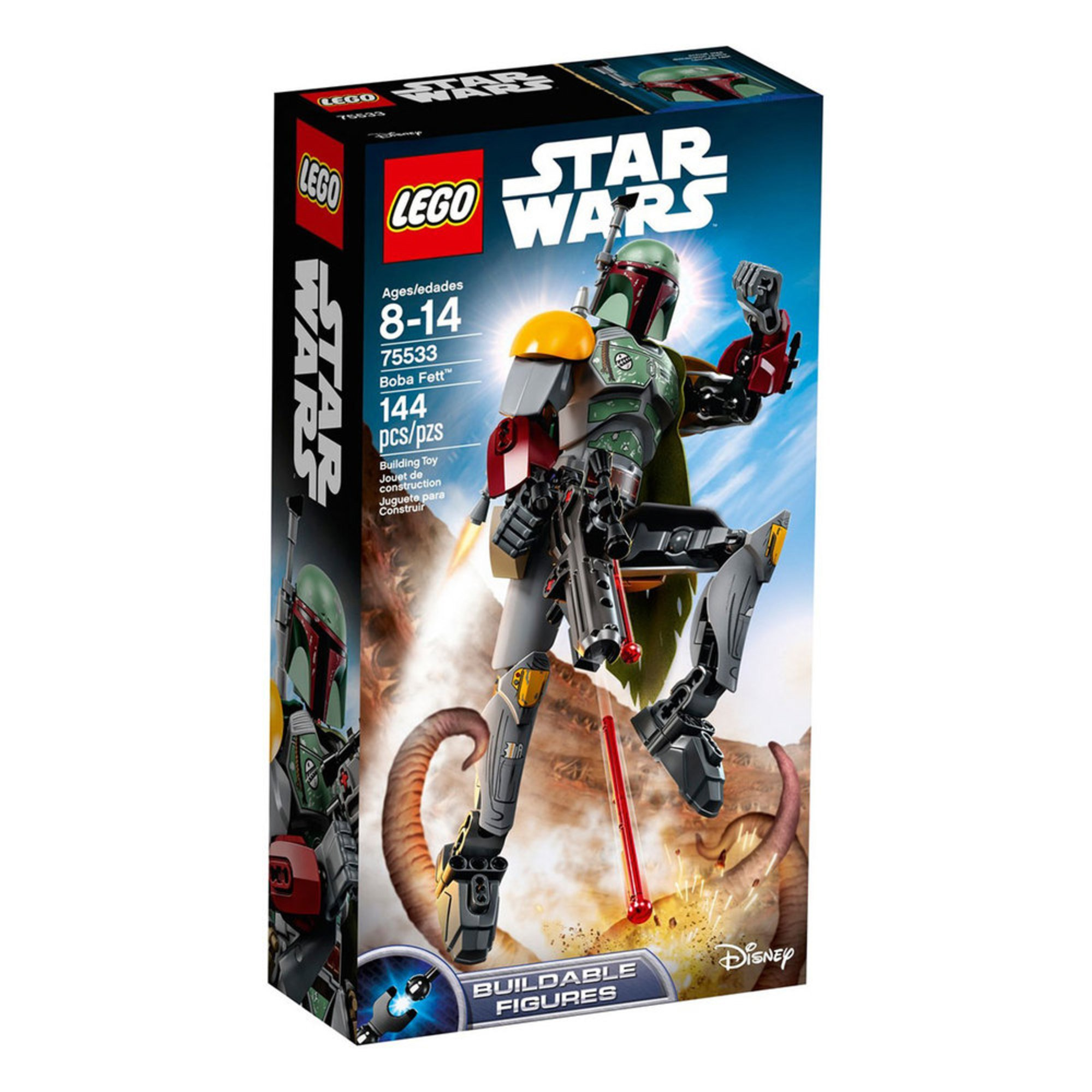 Lego Star Wars Boba Fett 75533 Building Sets Kits Baby Kids
