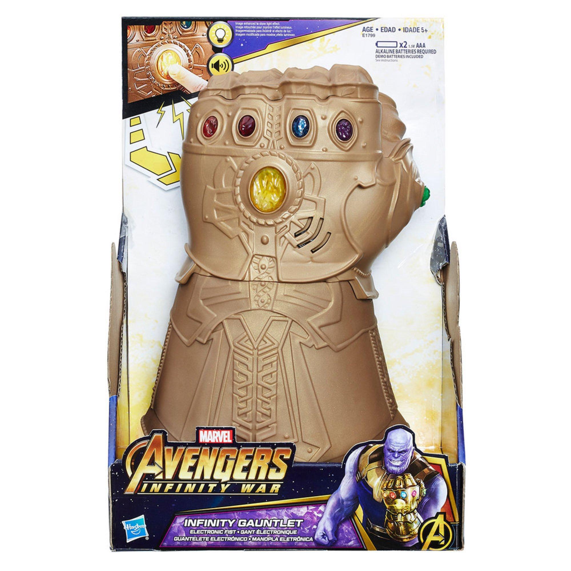 marvel avengers infinity gauntlet action figures shop your navy