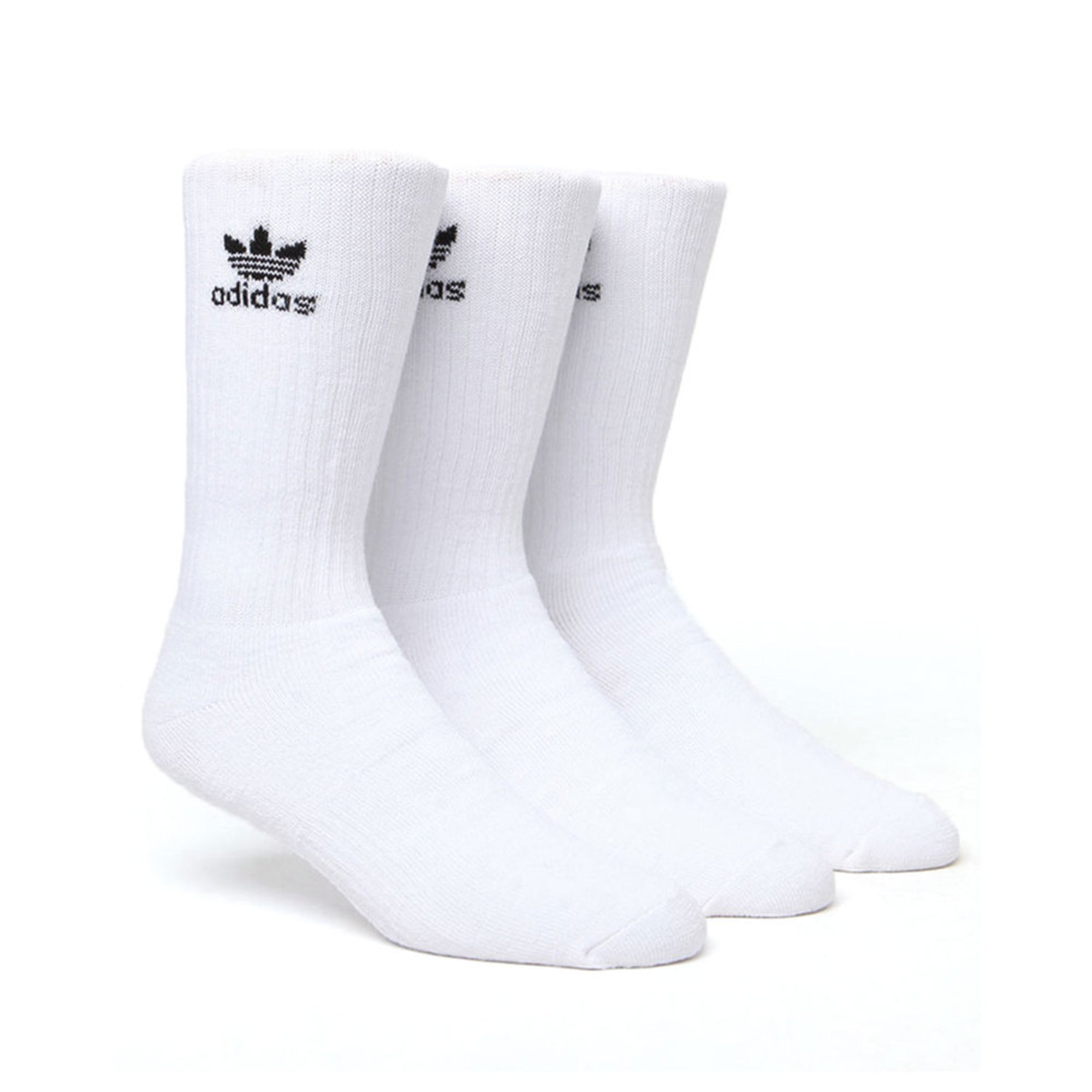 sale retailer 60d13 e5f9f Adidas Mens Original Trefoil 6-pack No Show Socks  Activewear Socks   Apparel - Shop Your Navy Exchange - Official Site