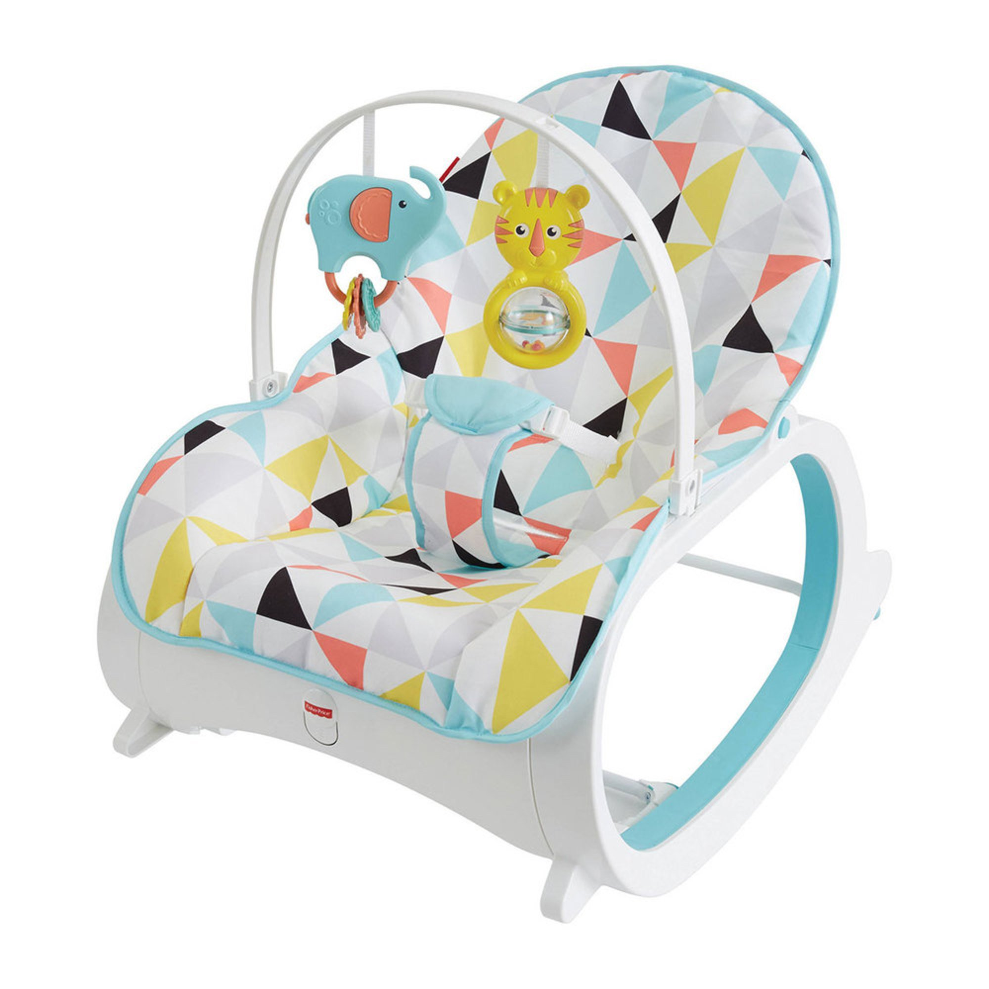 8e08deb7f3b1 Fisher Price Infant To Toddler Rocker - Windmill