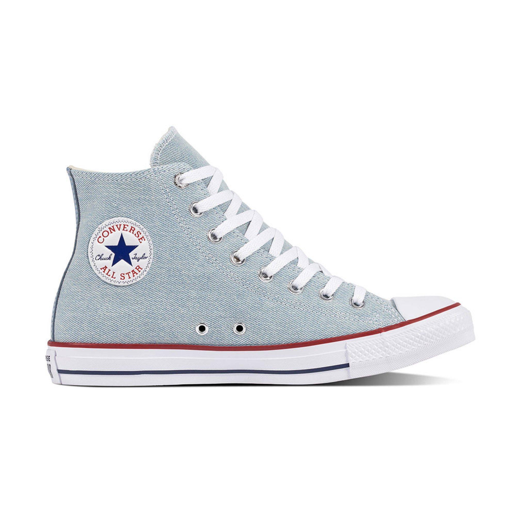 45e1e37b510c Converse Women s Chuck Taylor All Star Hi Top Sneaker