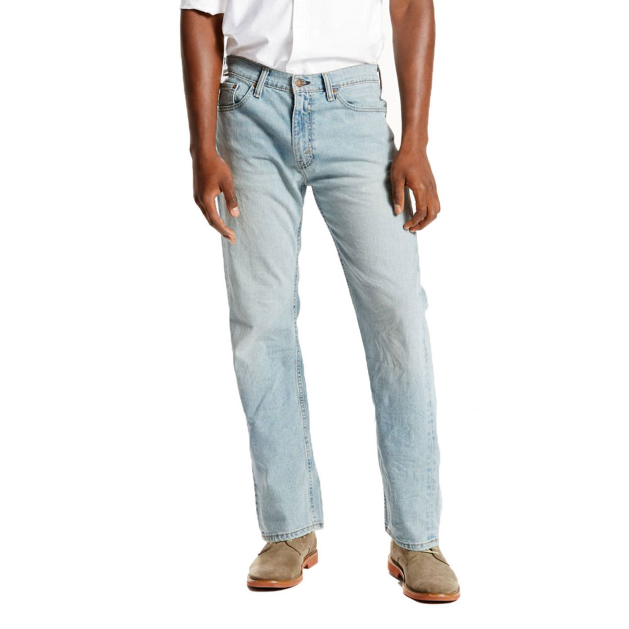 589b01d5f2 Levi's Men's 505 Straight Leg Stretch Jeans | Collection Jeans ...