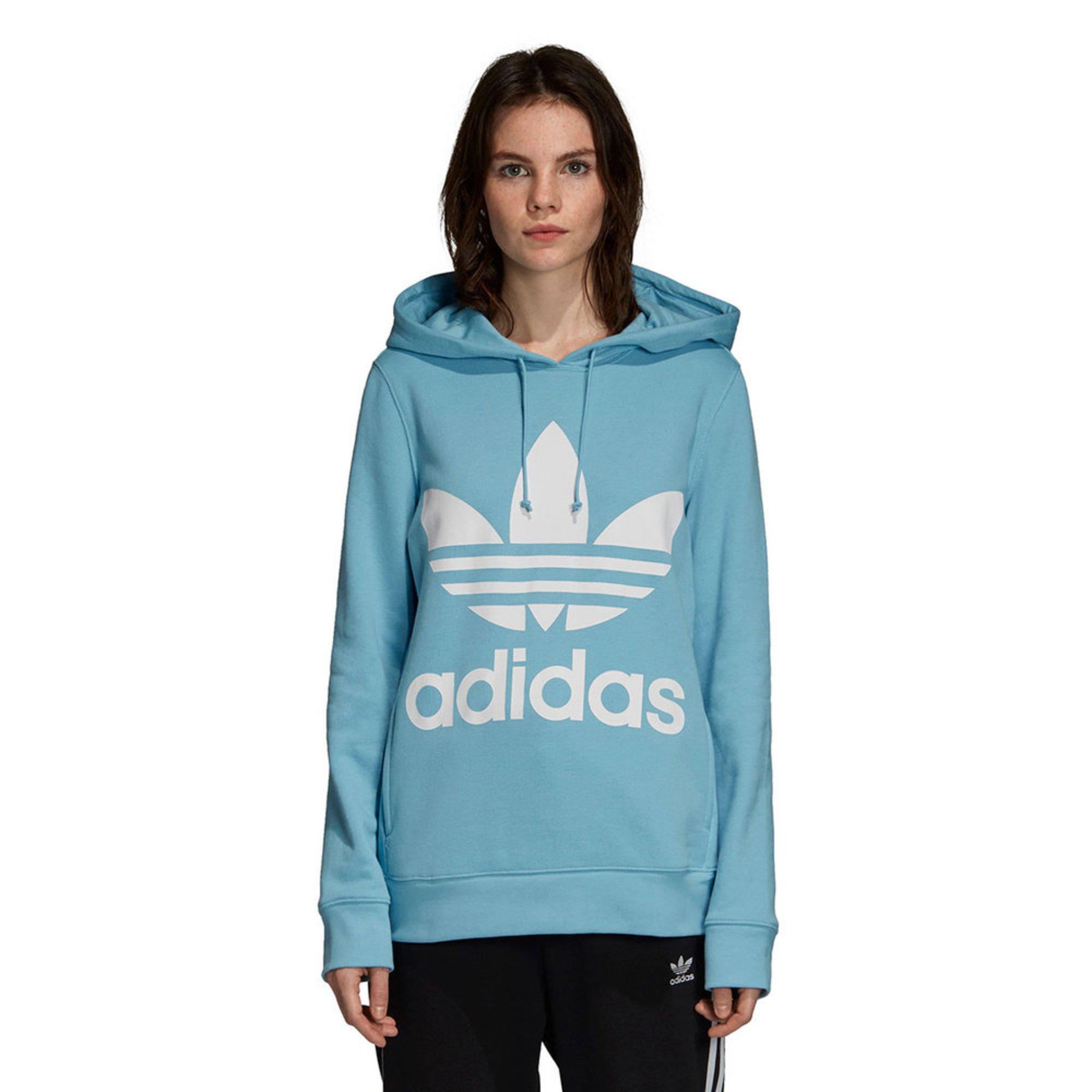Adidas Women s Trefoil Hoodie  20faa0f880