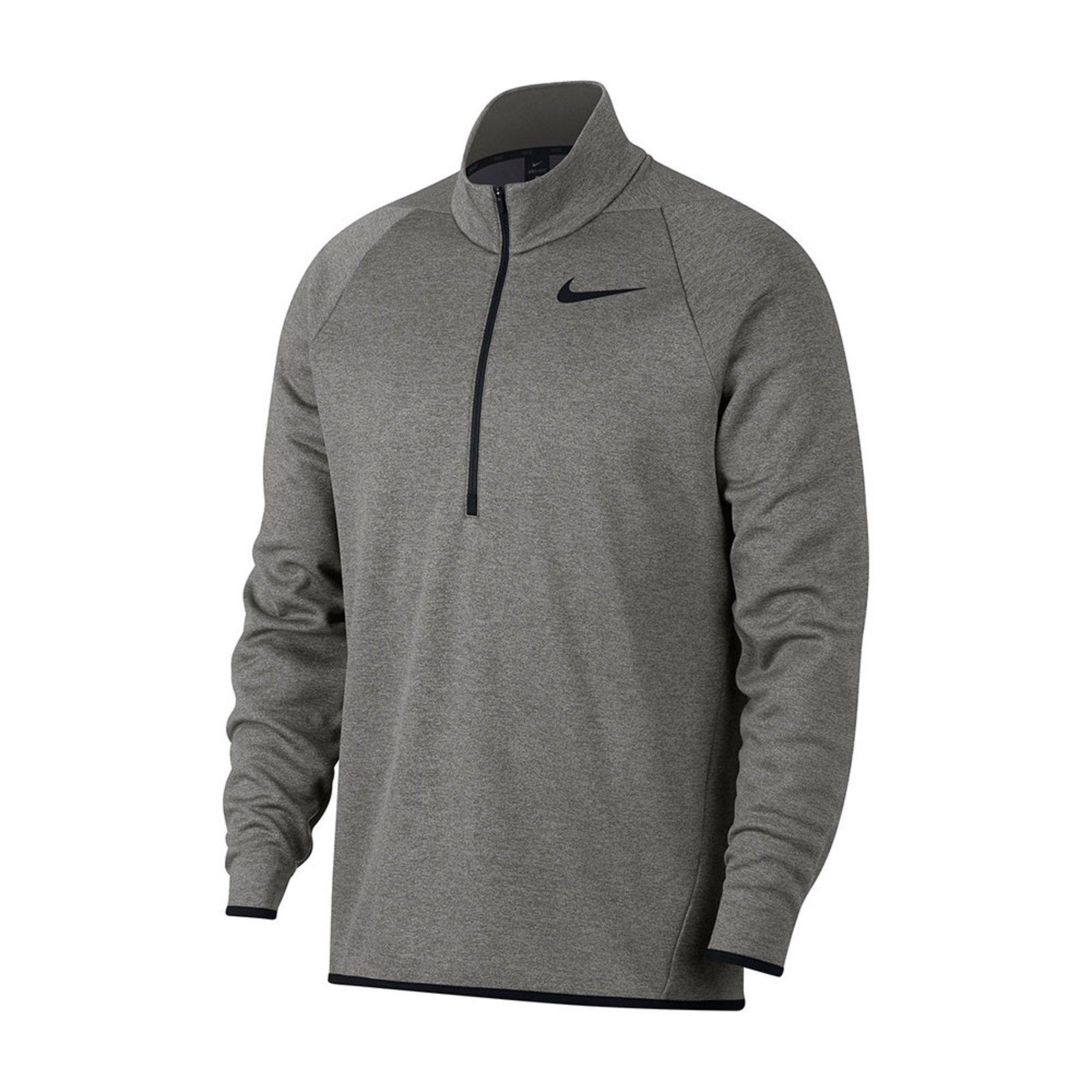 b1288e8282 Nike Men s Therma Long Sleeve 1 4 Zip Top