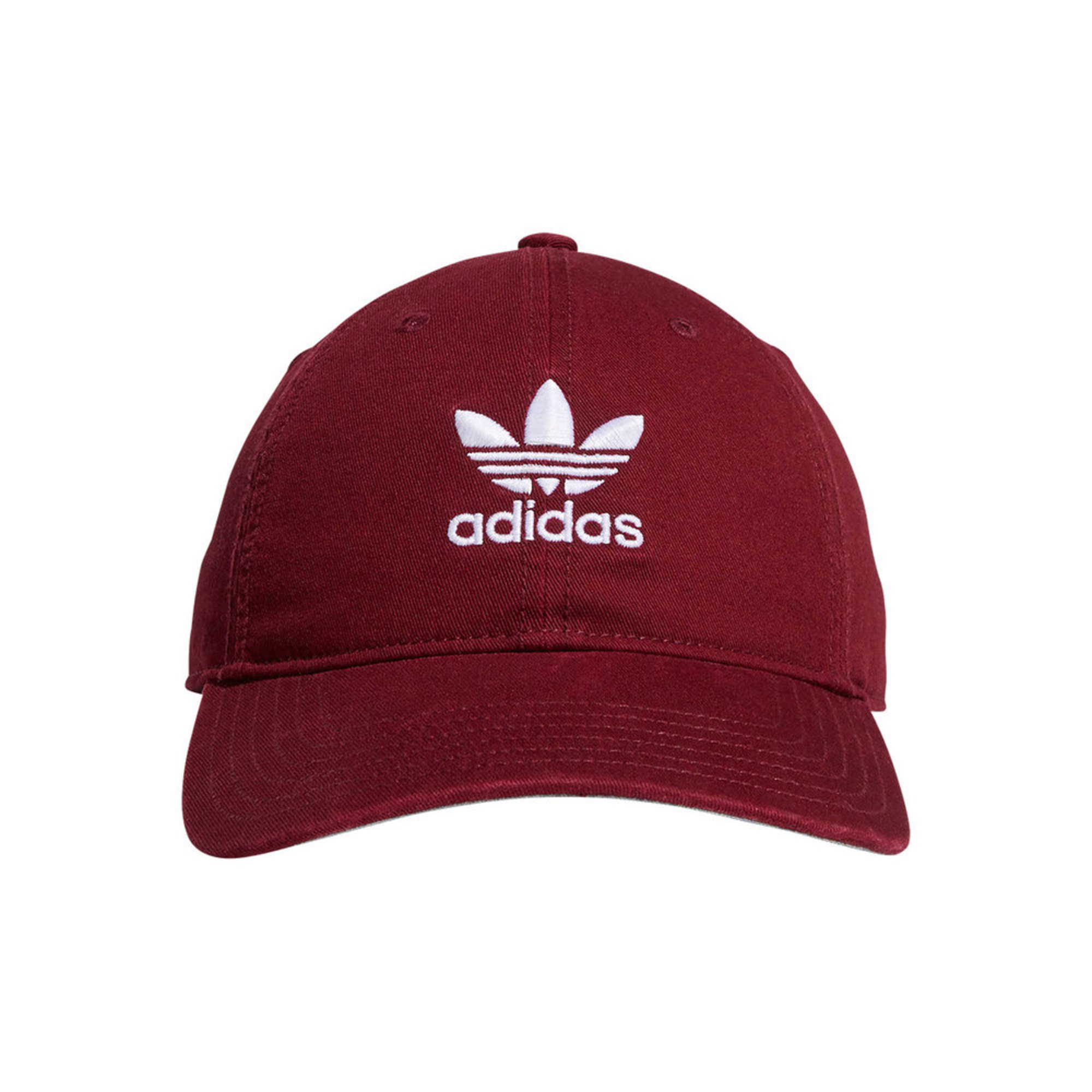 free shipping 650ad 3d094 Adidas Men s Originals Trefoil Relaxed Hat   Active Hats   Beanies ...