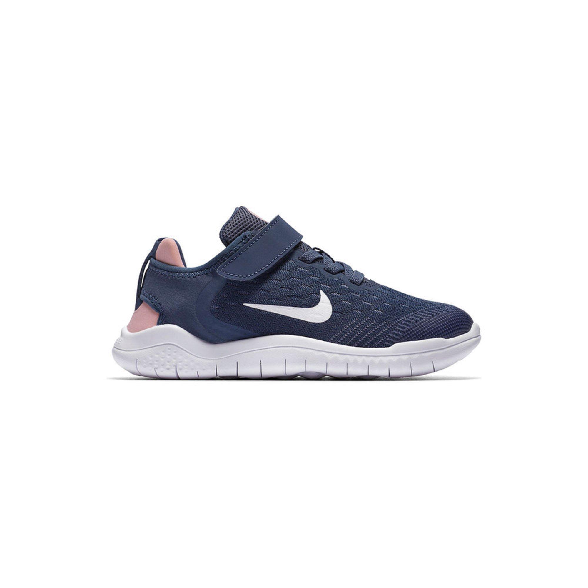 Nike Girls Free Rn 2018 Running Shoe (little Kid)  e1fb6d69f42e
