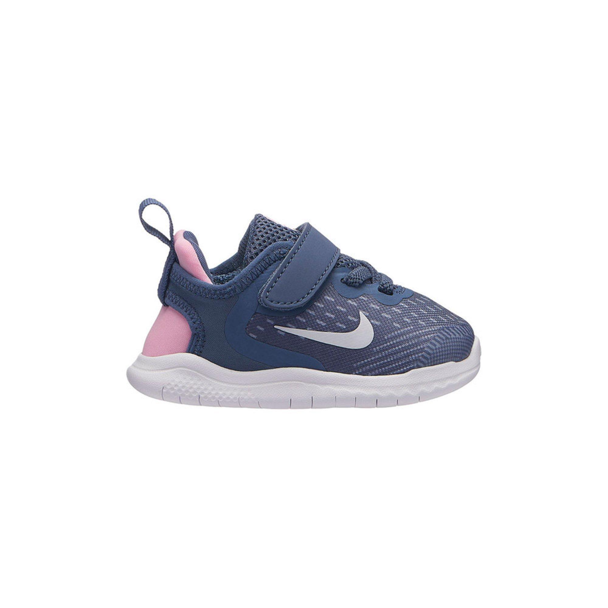 Nike Girls Free Rn 2018 Running Shoe (infant/toddler) | Toddler ...