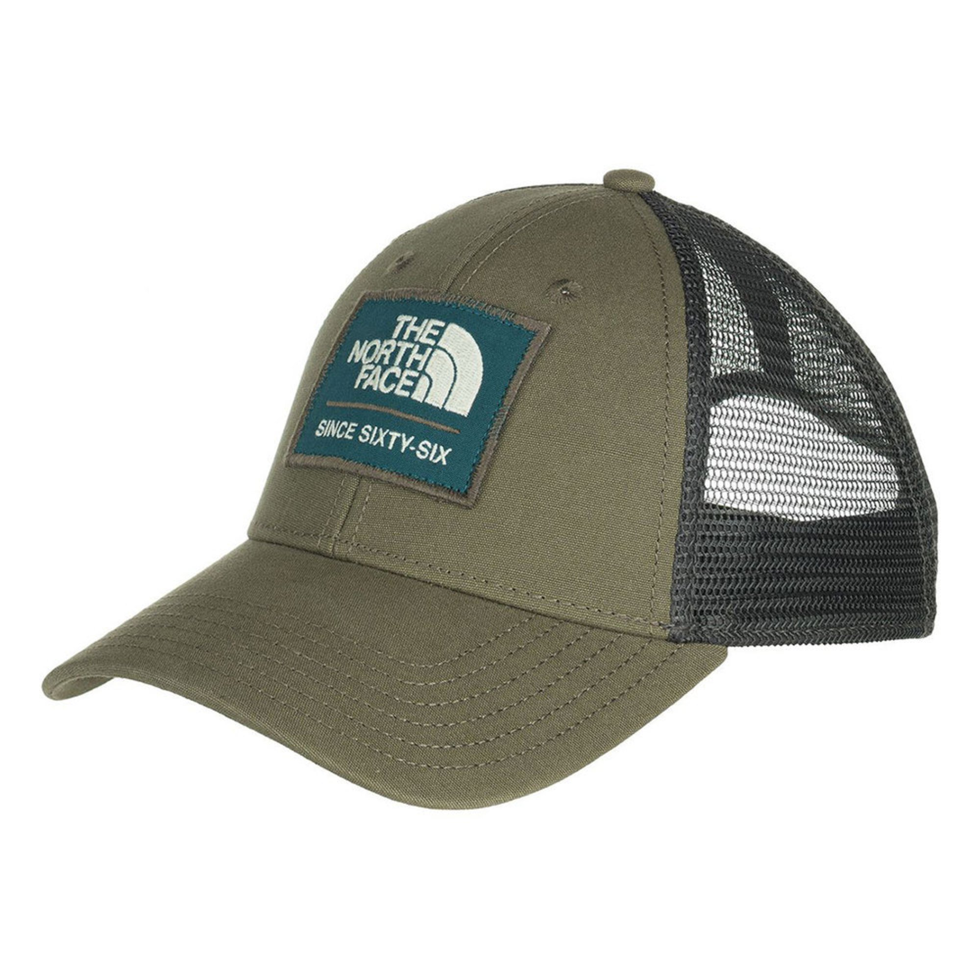 45592f957de The North Face Men's Patches Trucker Hat   Outdoor Hats & Beanies ...