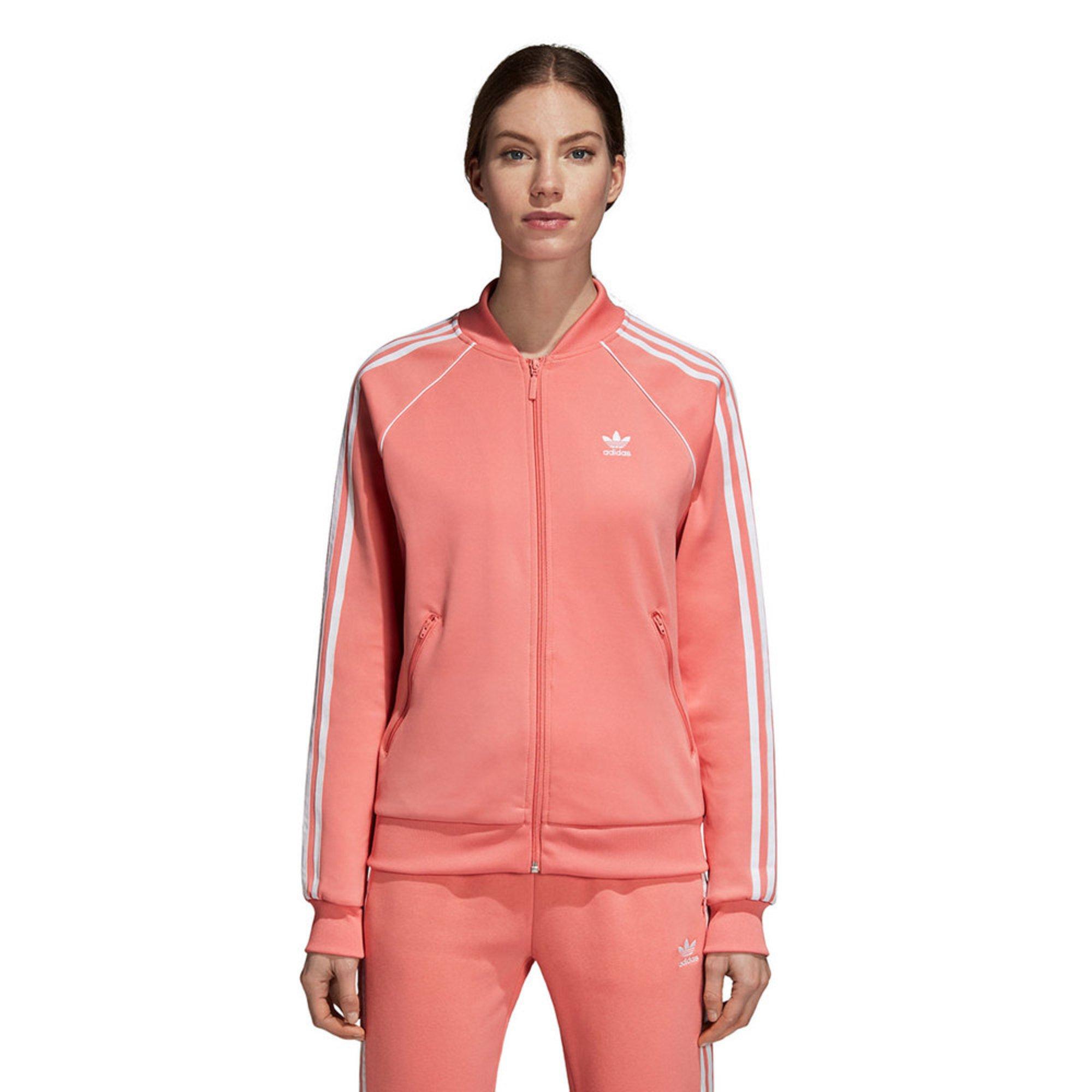 Adidas Women S Superstar Track Jacket Active Jackets Coats