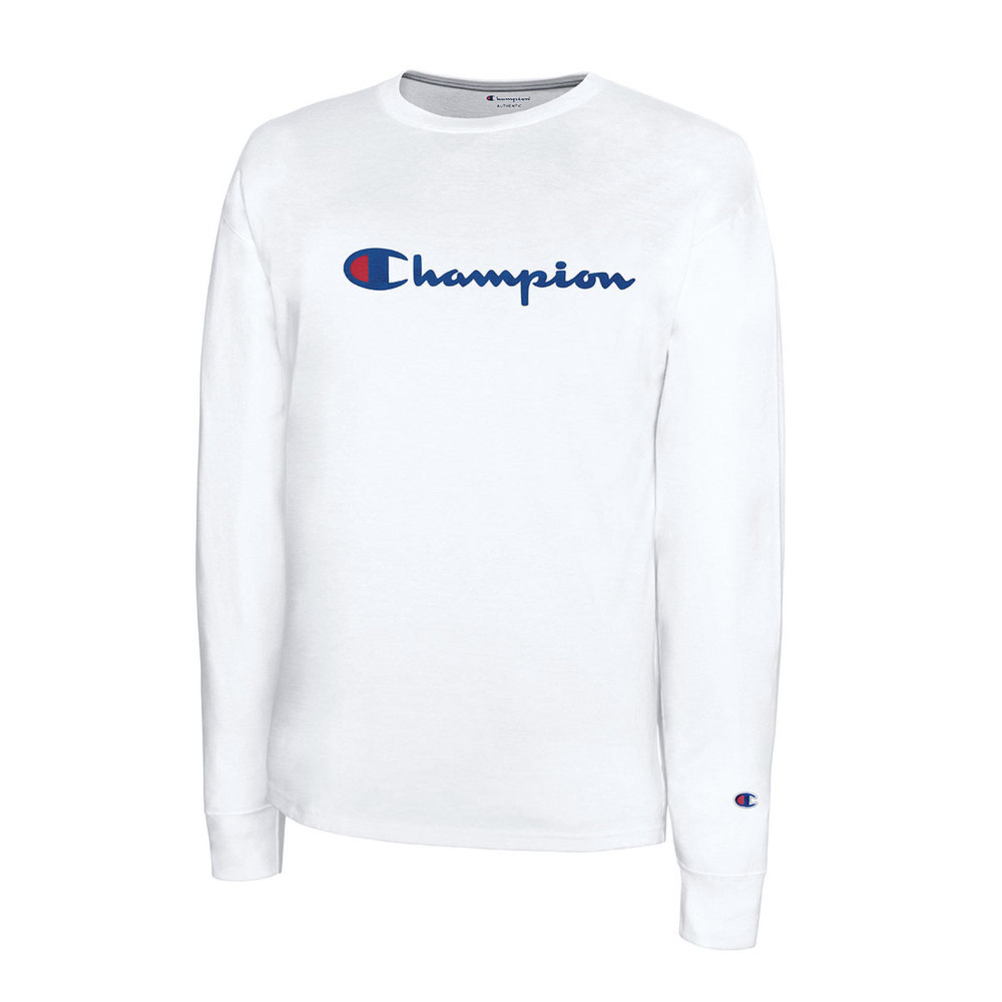 01ed48f7dd23 Champion Men's Graphic Long Sleeve Tee | Active Tees | Apparel ...