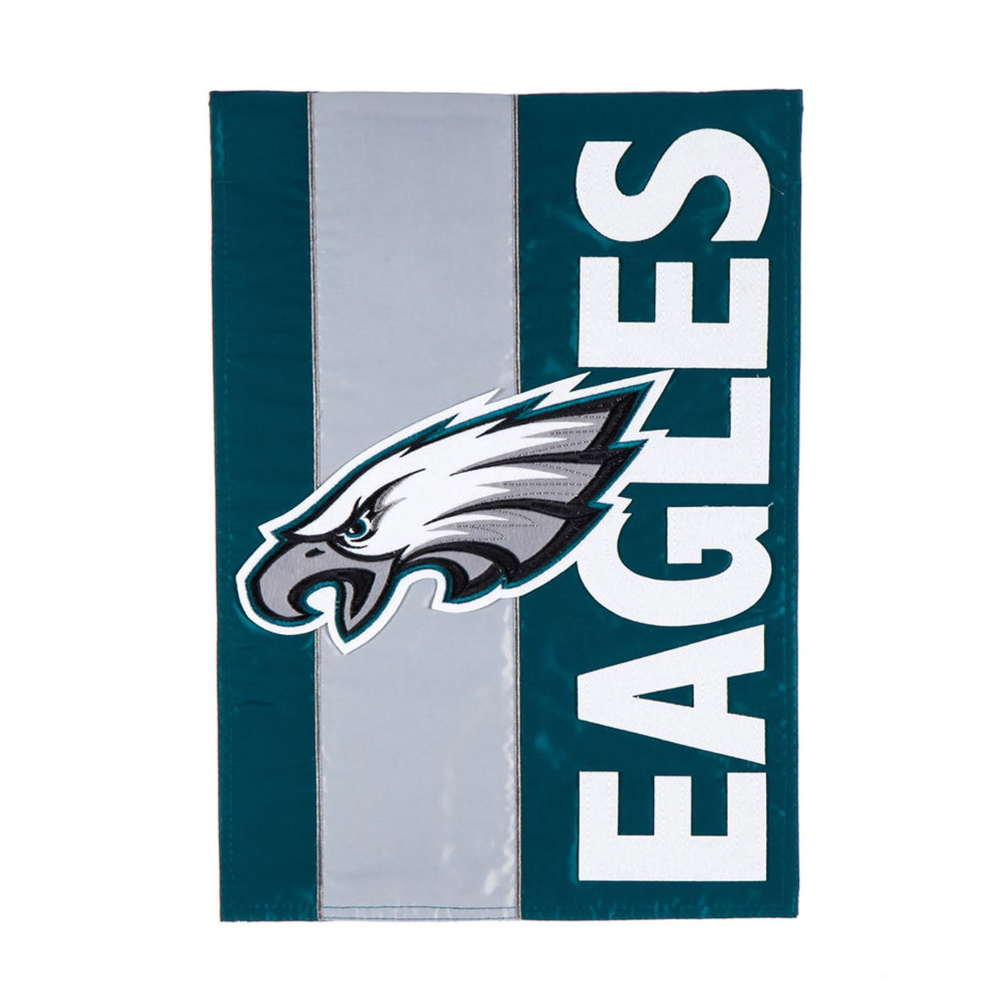 best sneakers 6c7fe 51c1c Evergreen Philadelphia Eagles Embellished Garden Flag ...