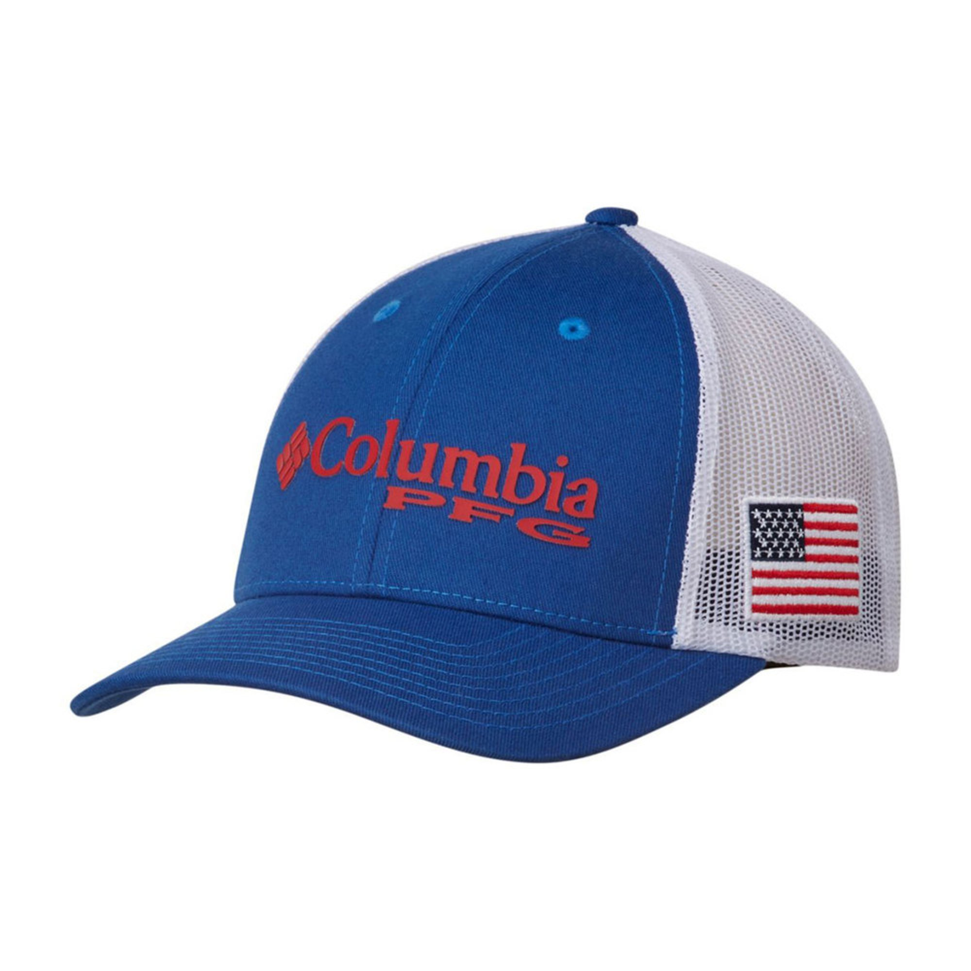 Columbia. Columbia Men s PFG Mesh Snap Back Hat f0301477d5ba