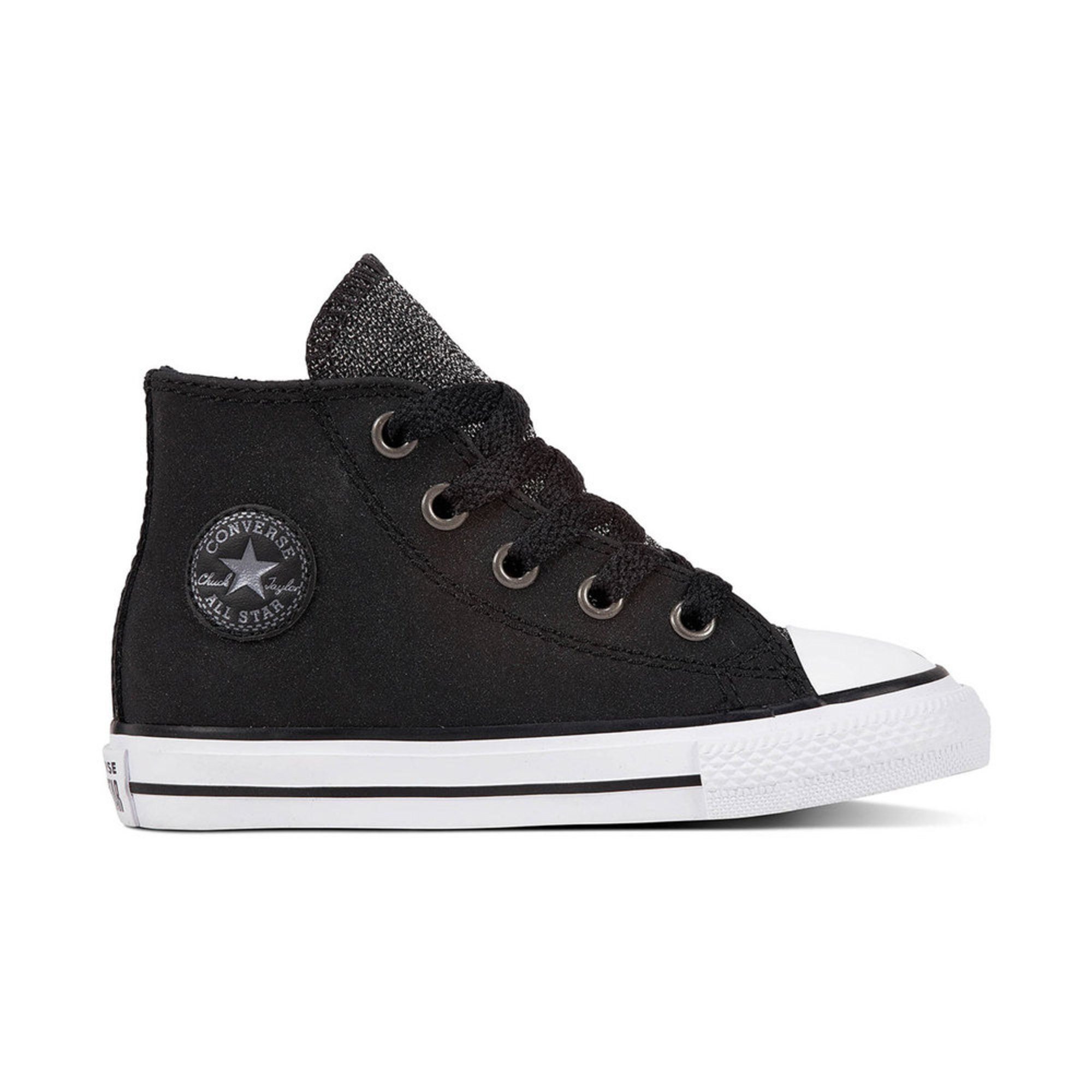 8705ba386148 Converse Girls Chuck Taylor All Star Glitter Hi Top Basketball Shoe (Infant Toddler).  MSRP.  40.00. Product Rating 0 Based on 0 reviews. 001