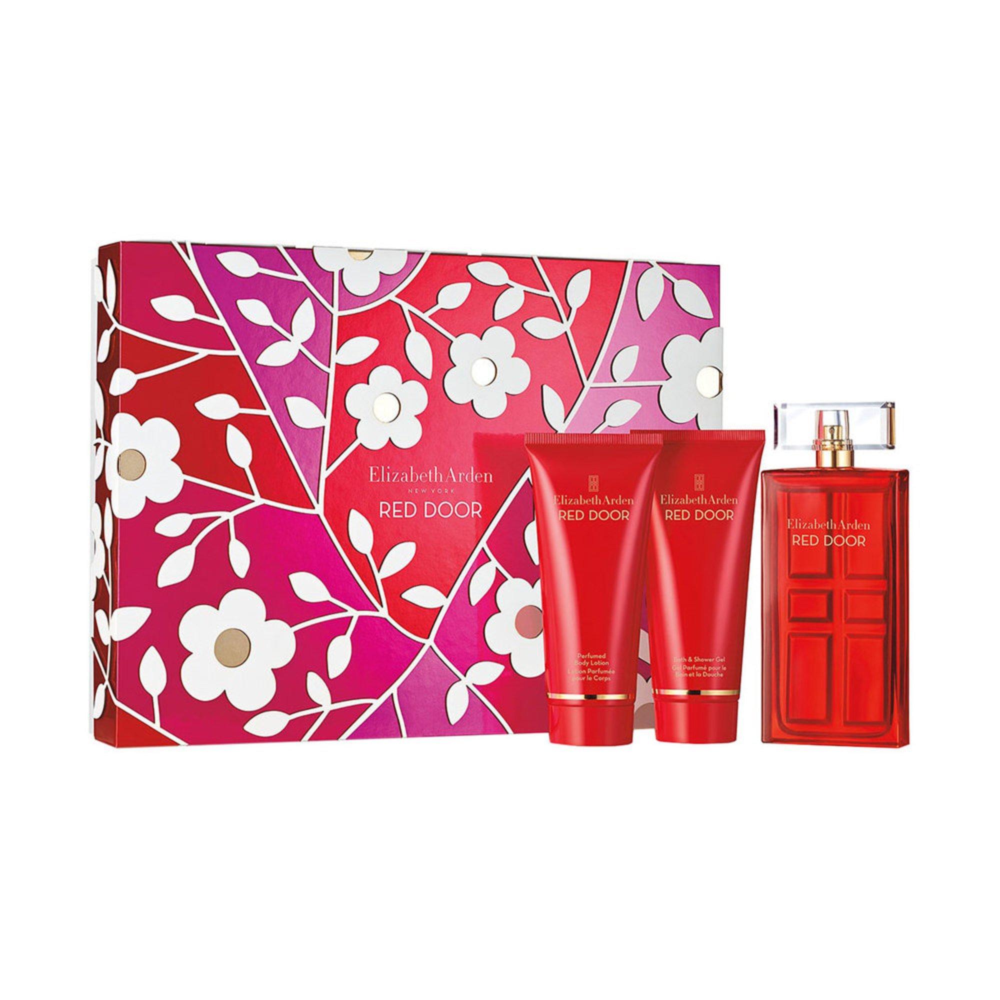 Elizabeth Arden Red Door 3 Piece Set Womens Fragrance Gift Sets