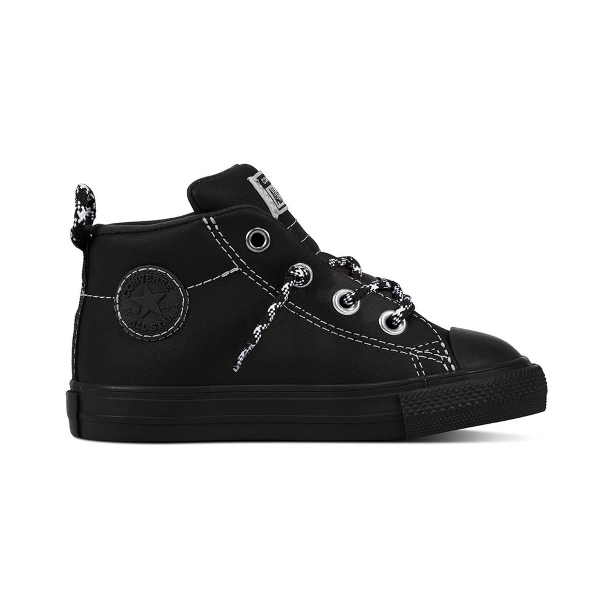f9d705171784 Converse. Converse Boys Chuck Taylor All Star Street Hiker Mid Sneaker ...