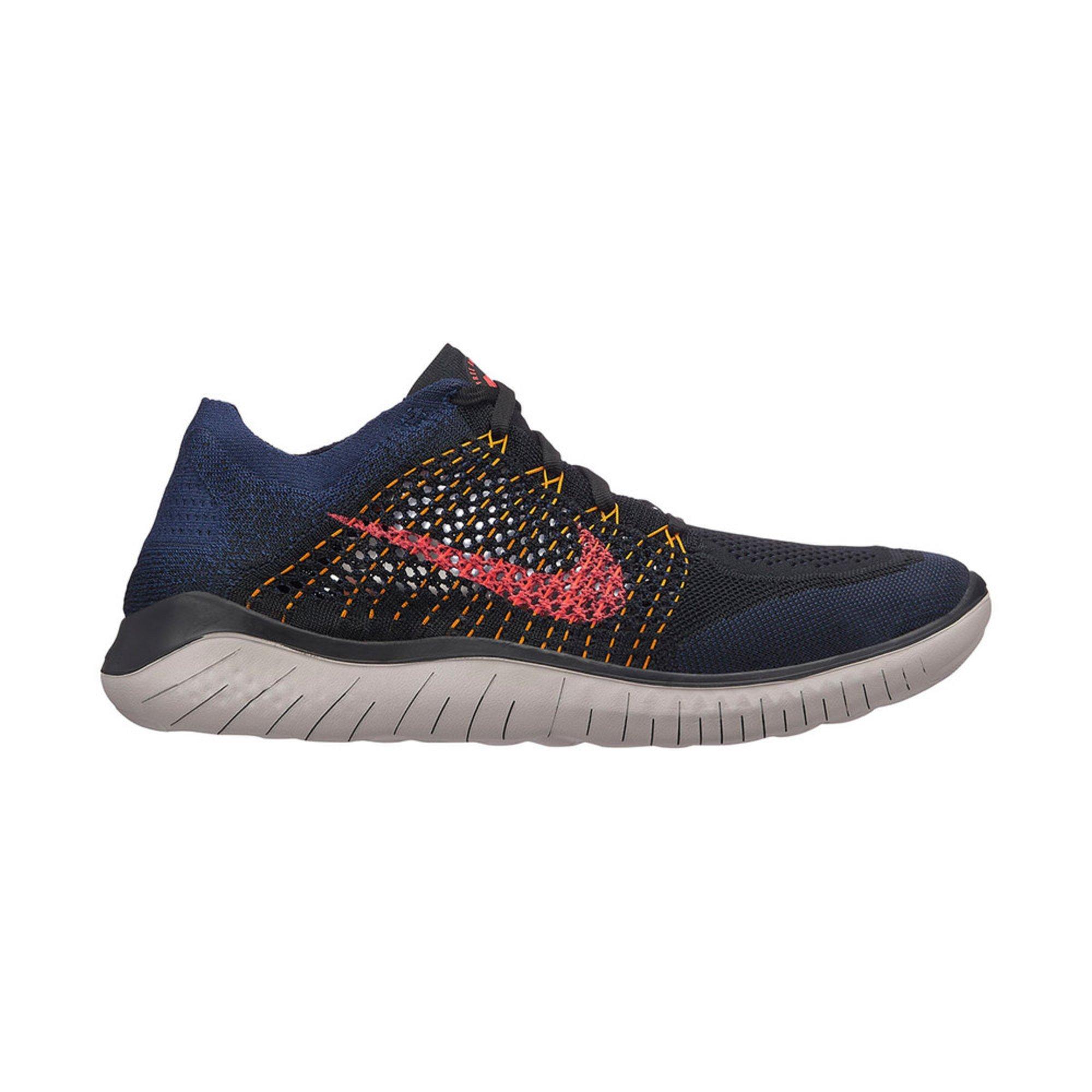 premium selection 883c4 5d6f5 Nike. Nike Mens Free RN Flyknit 2018 Running Shoe