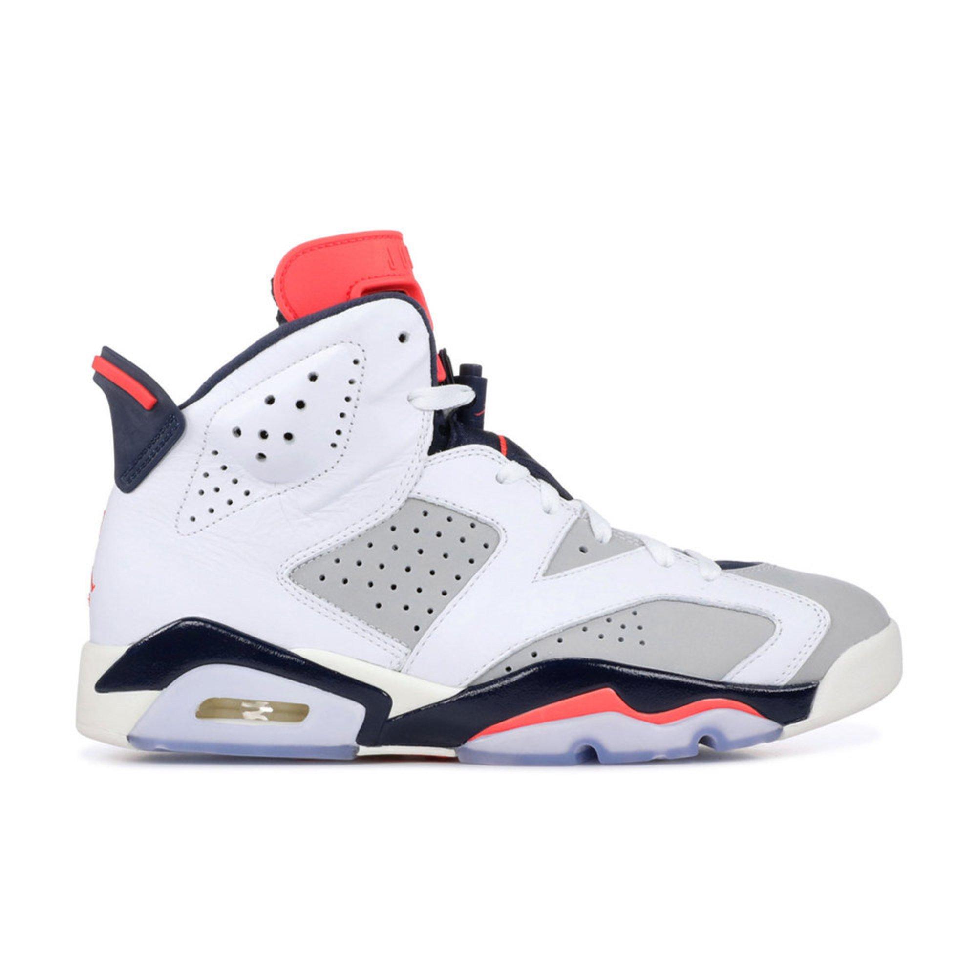 Jordan Air Jordan 6 Retro Men s Basketball Shoe  3ee41fcf2