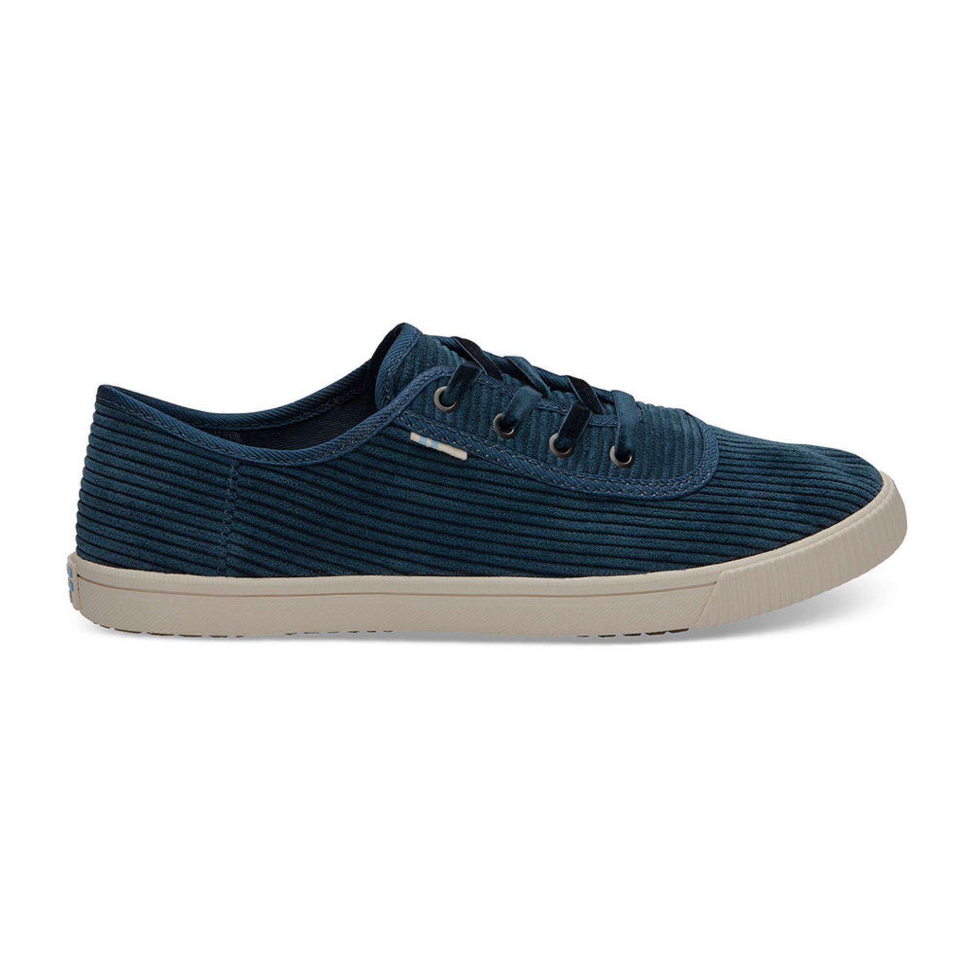 cb5d63481d Toms Women s Carmel Atlantic Corduroy Sneaker