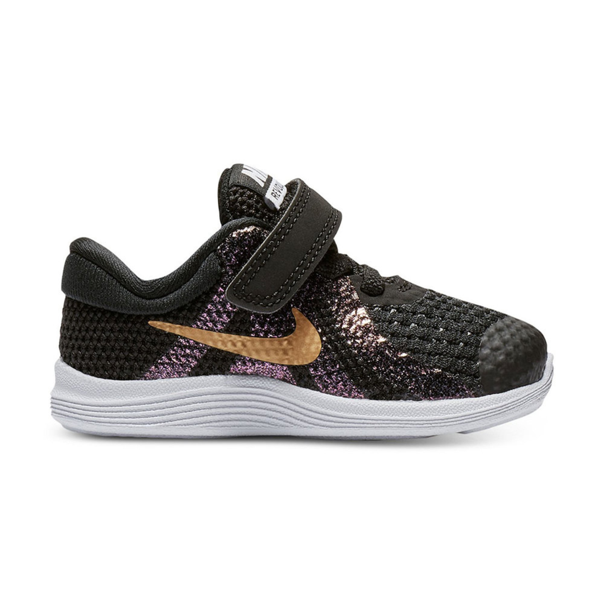 3bc3eaba37a7f Nike. Nike Girls Revolution 4 Shield Running Shoe (Infant Toddler)