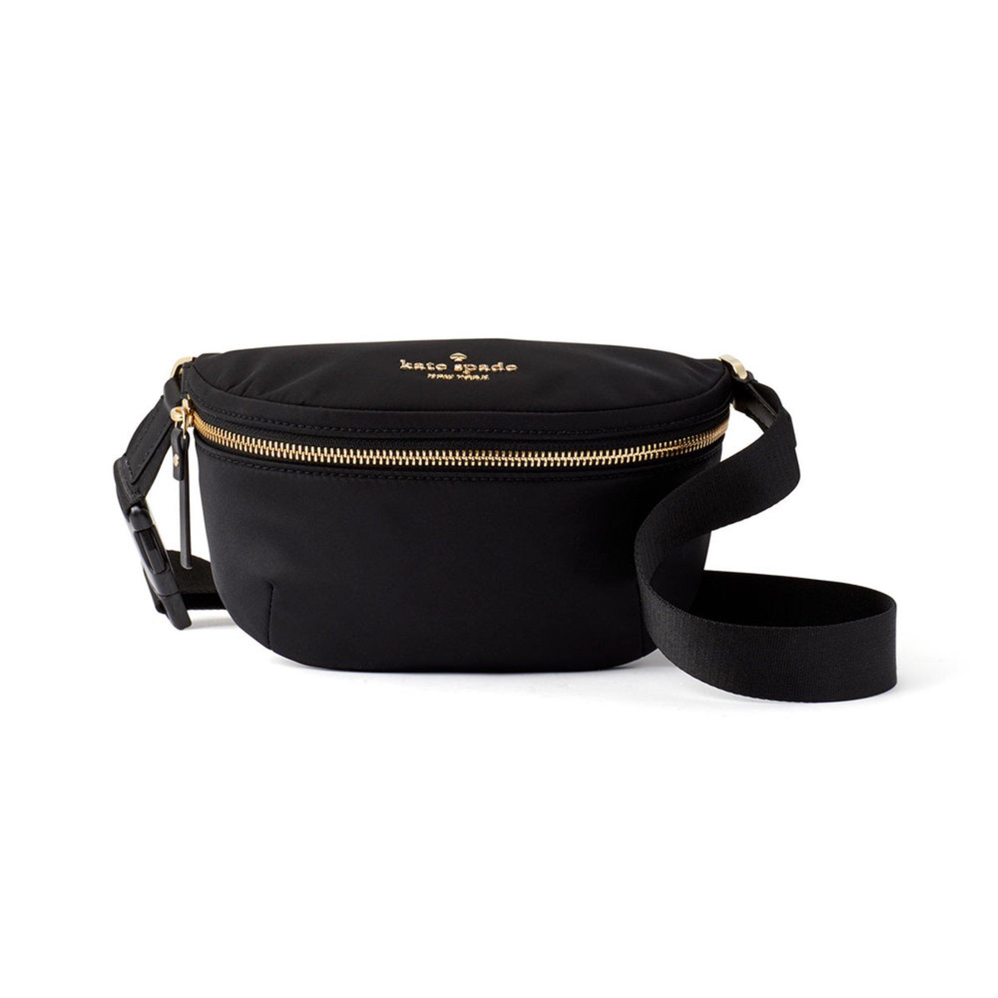 66b46501f548 Kate Spade Watson Lane Betty Belt Bag Black