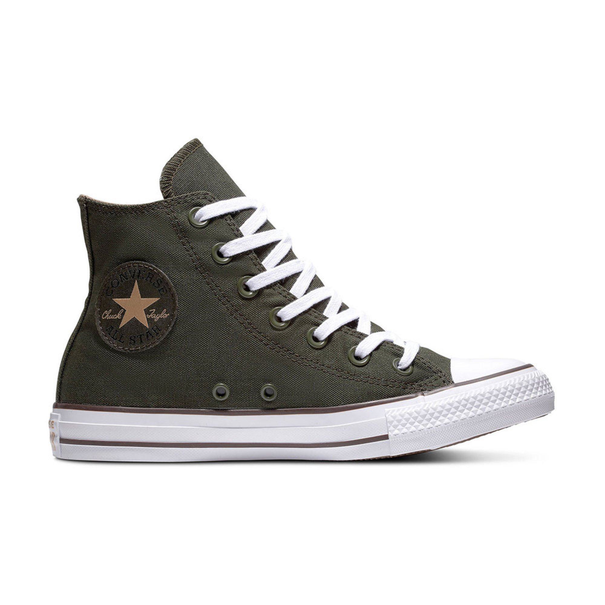 6927e7fb6a28 Converse. Converse Men s Chuck Taylor All Star Hi Top Basketball Shoe