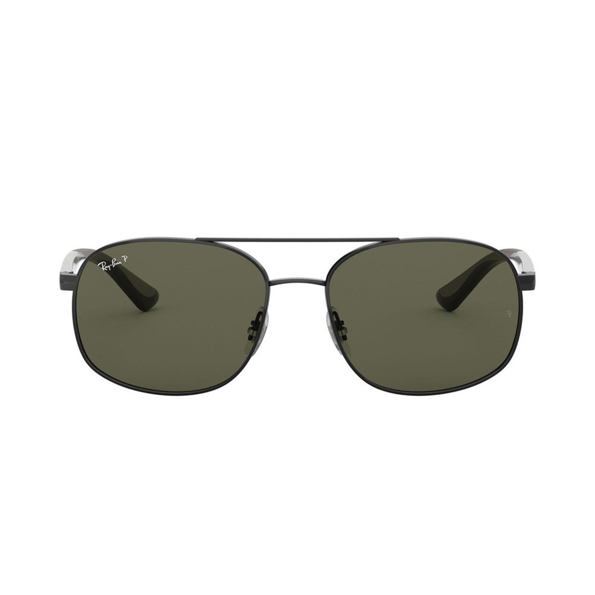c562d4b03ed Ray-Ban. Ray-Ban Men s Polarized Square Sunglasses