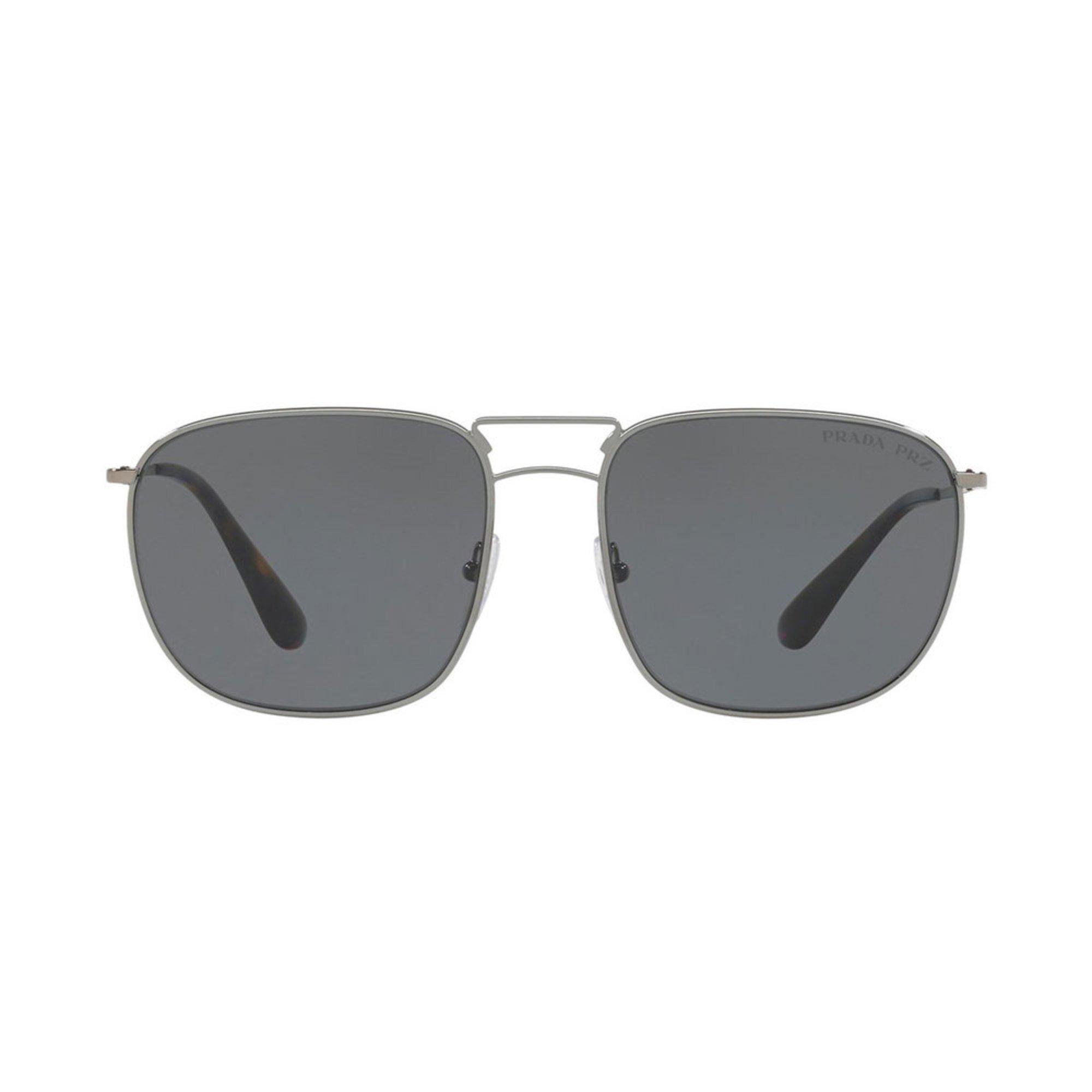 1917f3d6cd Prada. Prada Men s Polarized Pillow Sunglasses