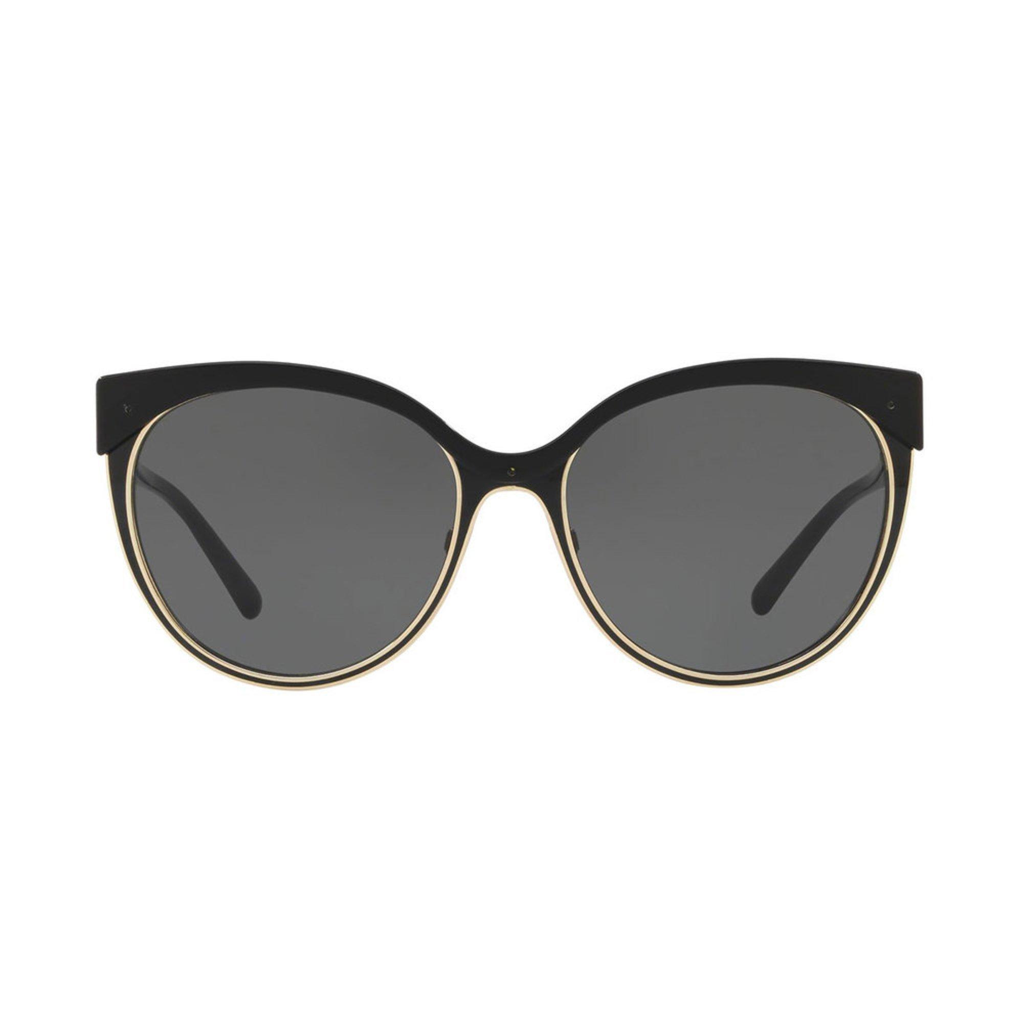 0bc739c4d126 Burberry. Burberry Women s Cat Eye Black Light Gold Sunglasses 55mm