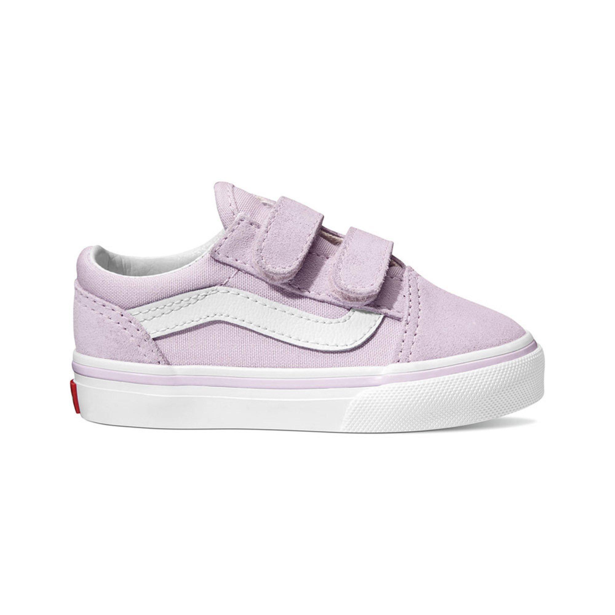 7daf2e1d96 Vans. Vans Girls Old Skool Skate Shoe (Infant Toddler)