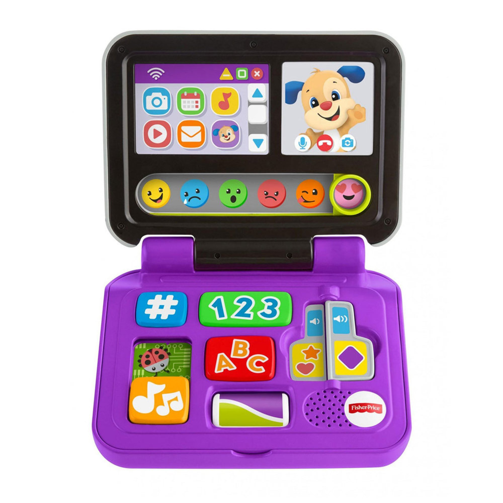 Laugh N Learn Click And Lear Laptop   Early Learning Toys