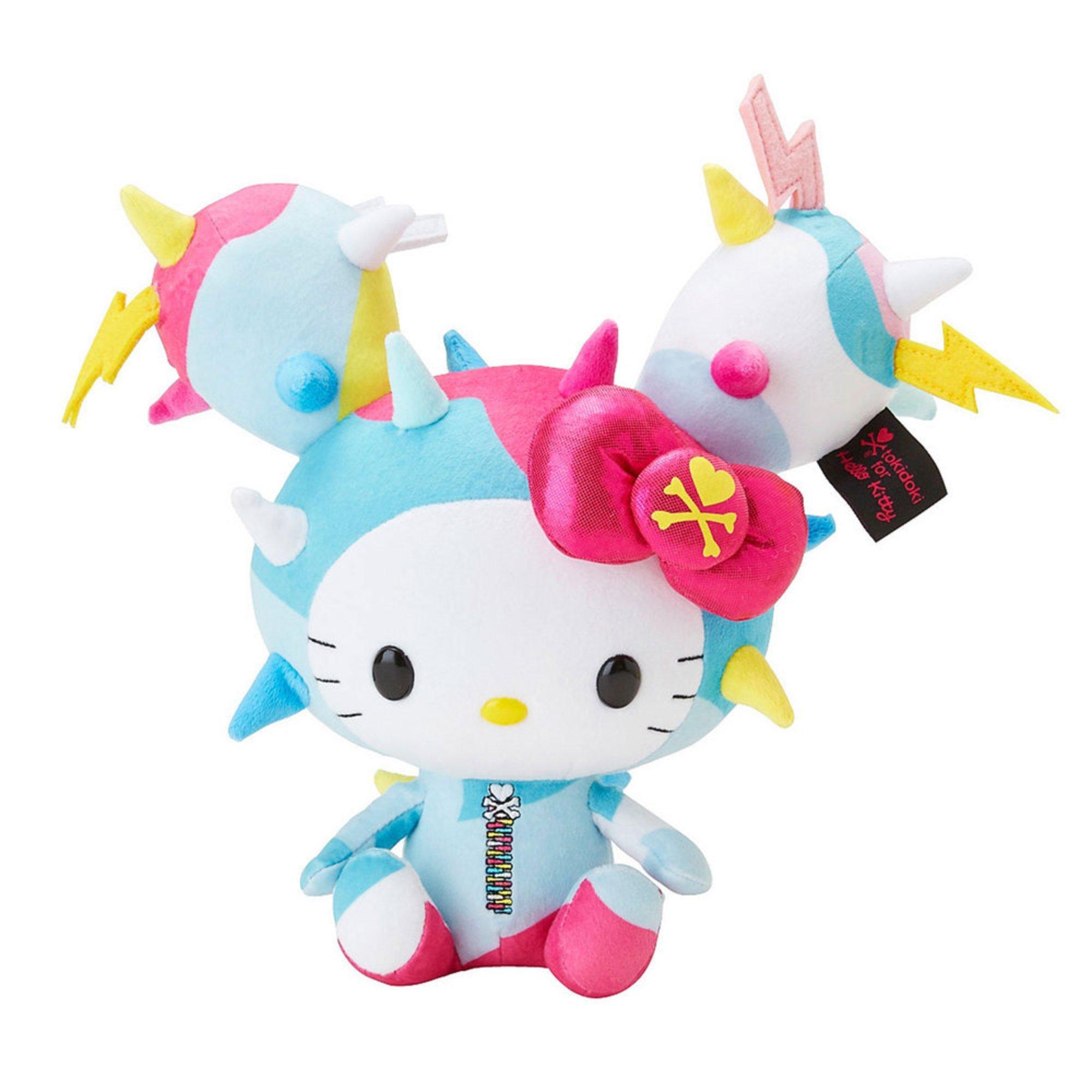 """Hello Kitty Tokidoki Blanket: Hello Kitty 8"""" Plush Doll, Tokidoki"""