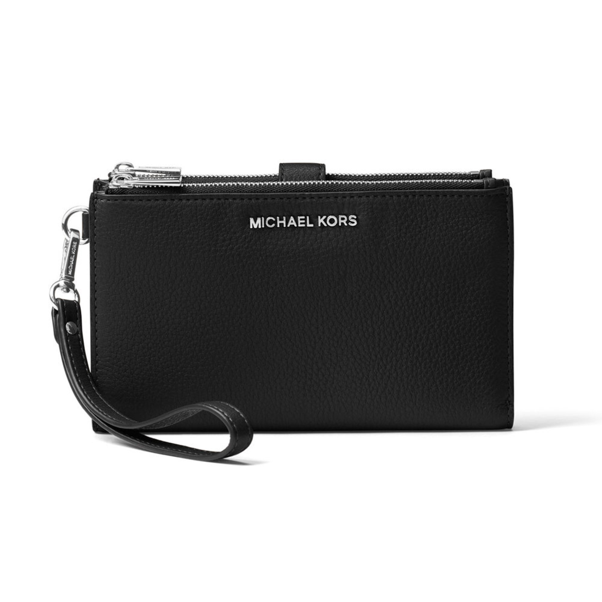 005620342780 Michael Kors Double Zip Wristlet | Wristlets | Handbags & Sunglasses ...