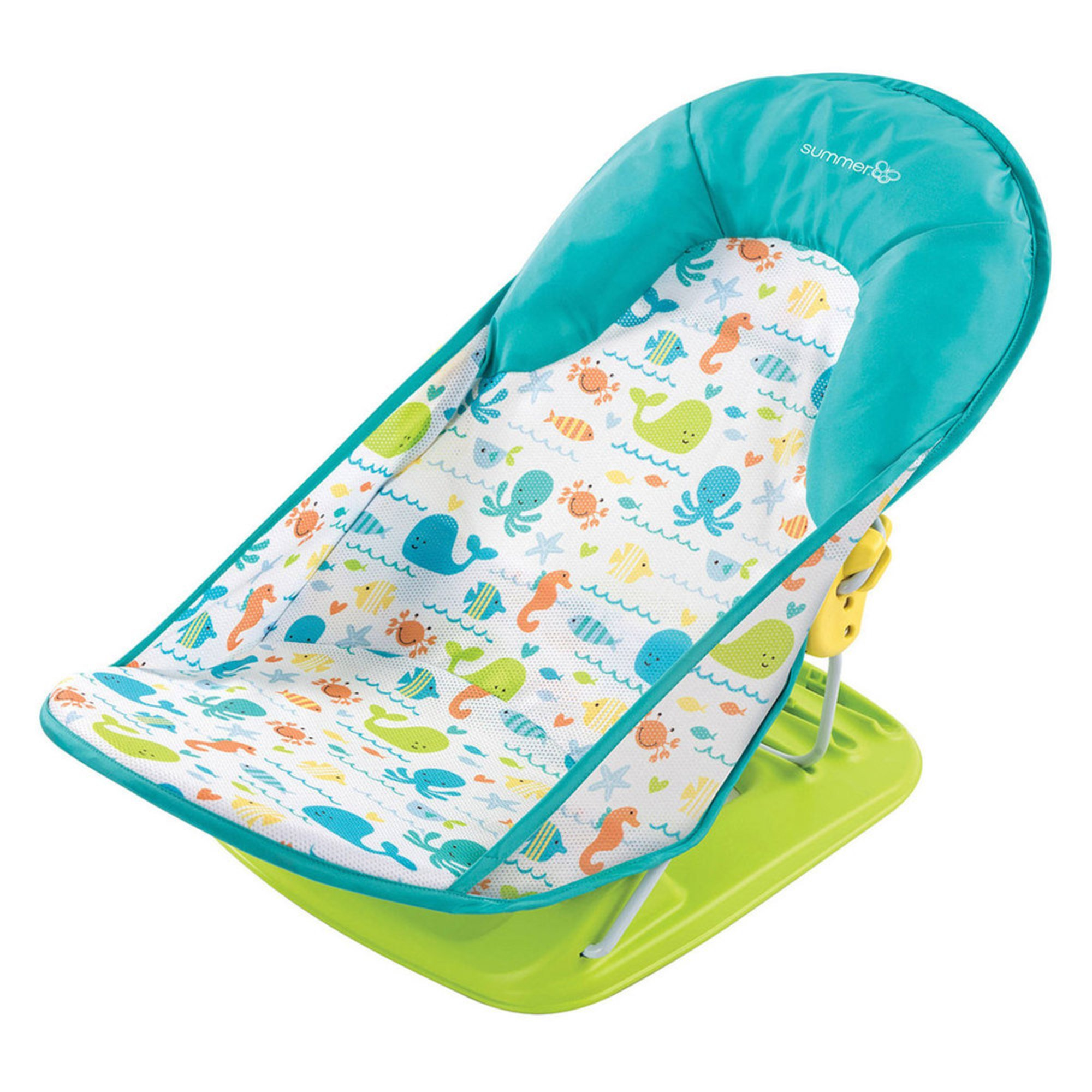 Summer Infant Deluxe Baby Bather | Bath Tubs & Seats | Baby, Kids ...