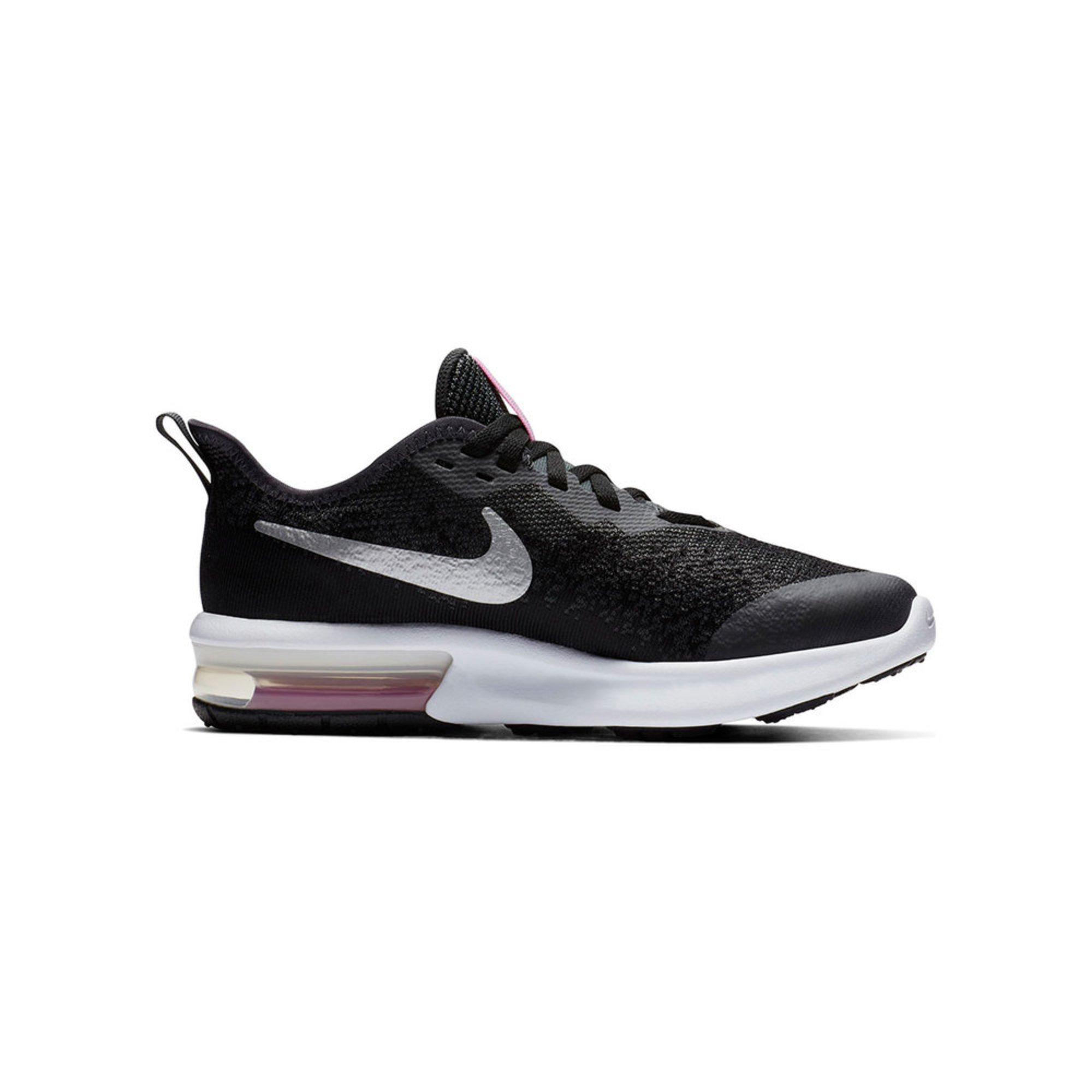 8c729ac61a Nike Girls Air Max Sequent 4 Running Shoe (youth) | Youth Shoes ...