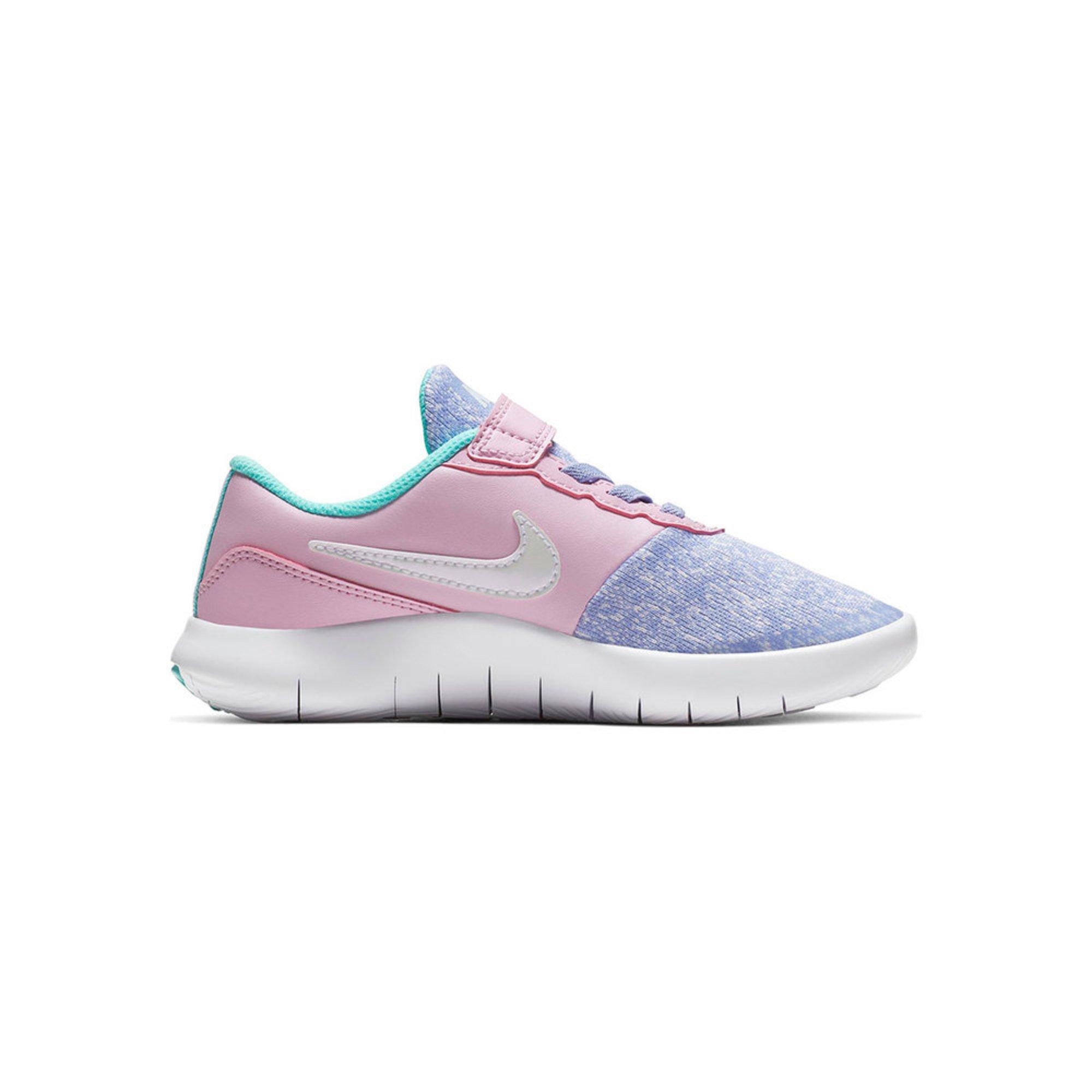 da5e6762e1a Nike. Nike Girls Flex Contact Running Shoe (Little Kid)