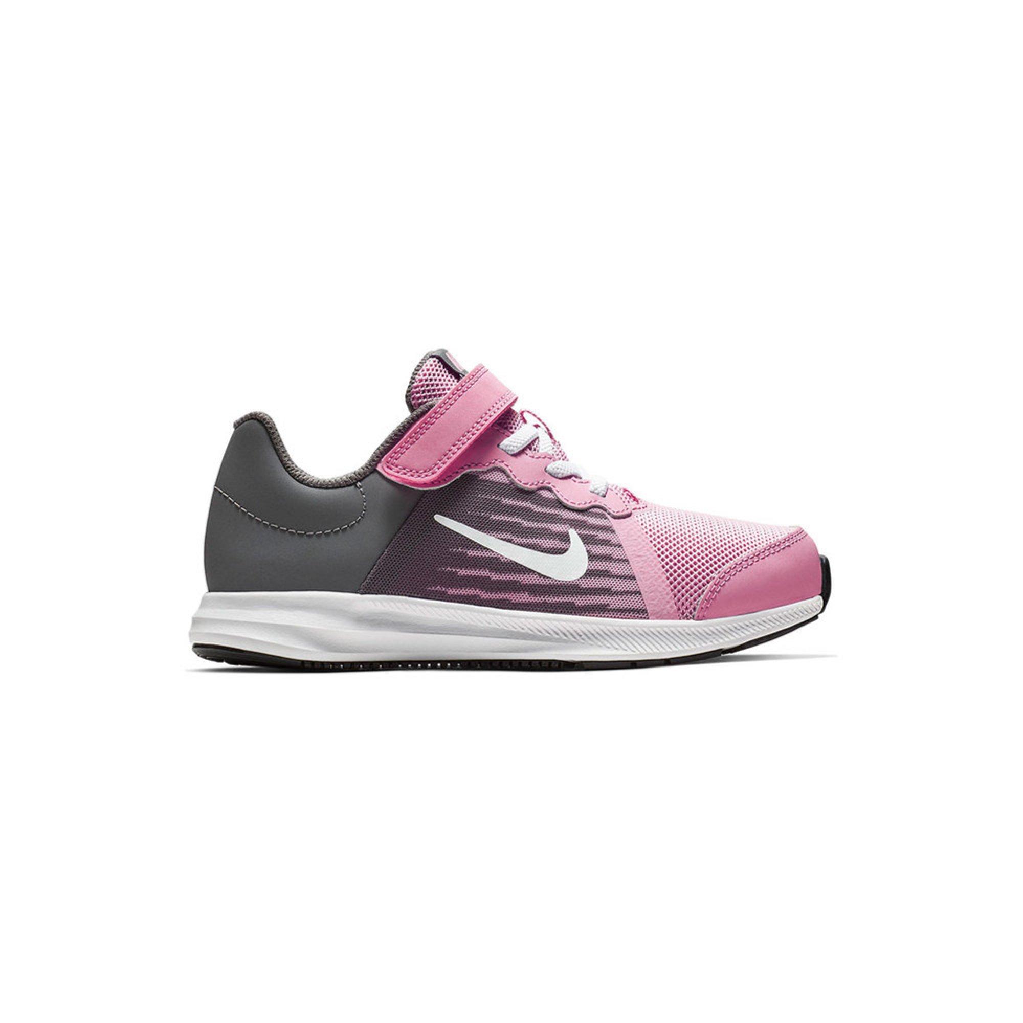2a312e0028 Nike Girls Downshifter 8 Running Shoe (little Kid) | Little Kid ...