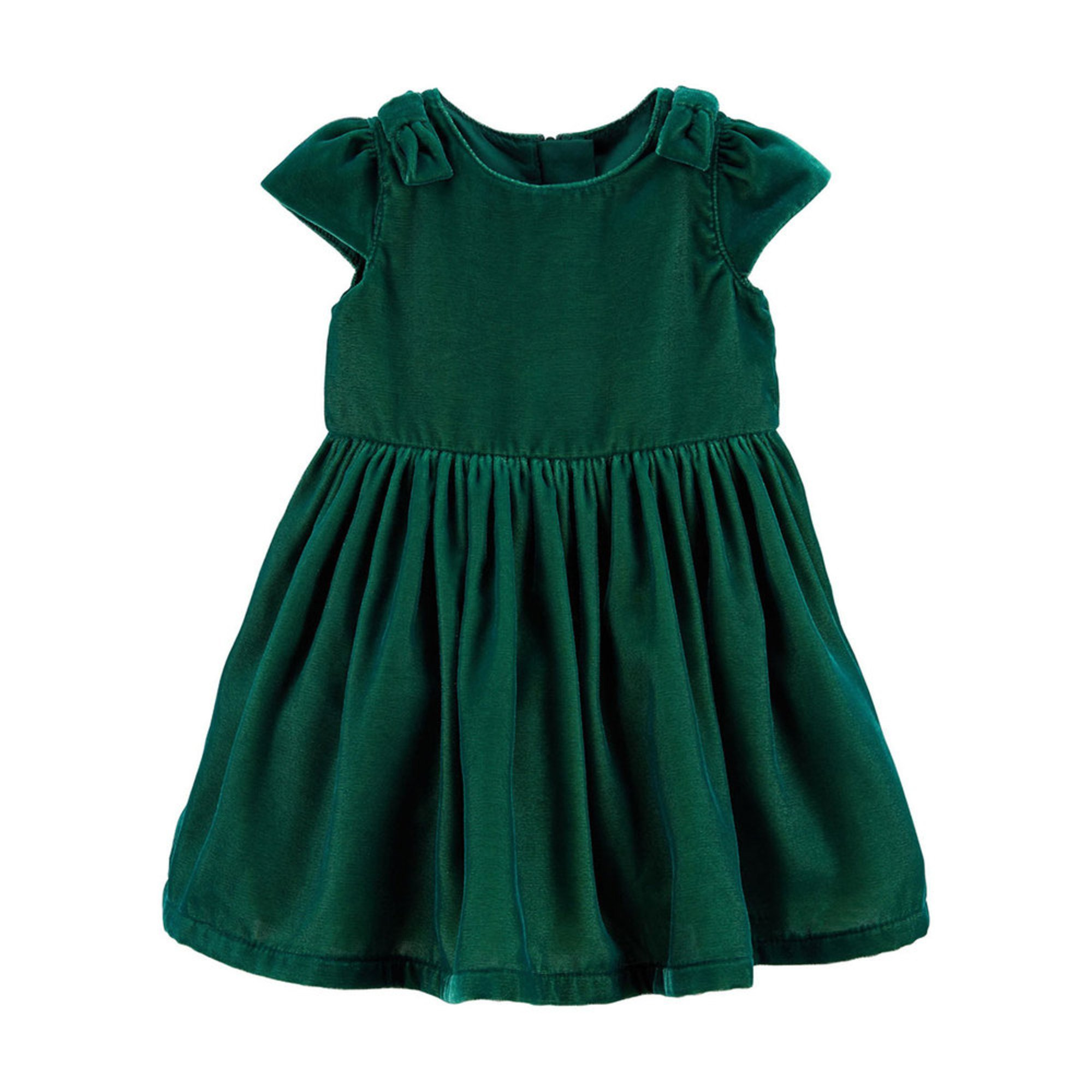 468194b9a6 Carter s. Carter s Baby Girls  Holiday Bow Velvet Dress
